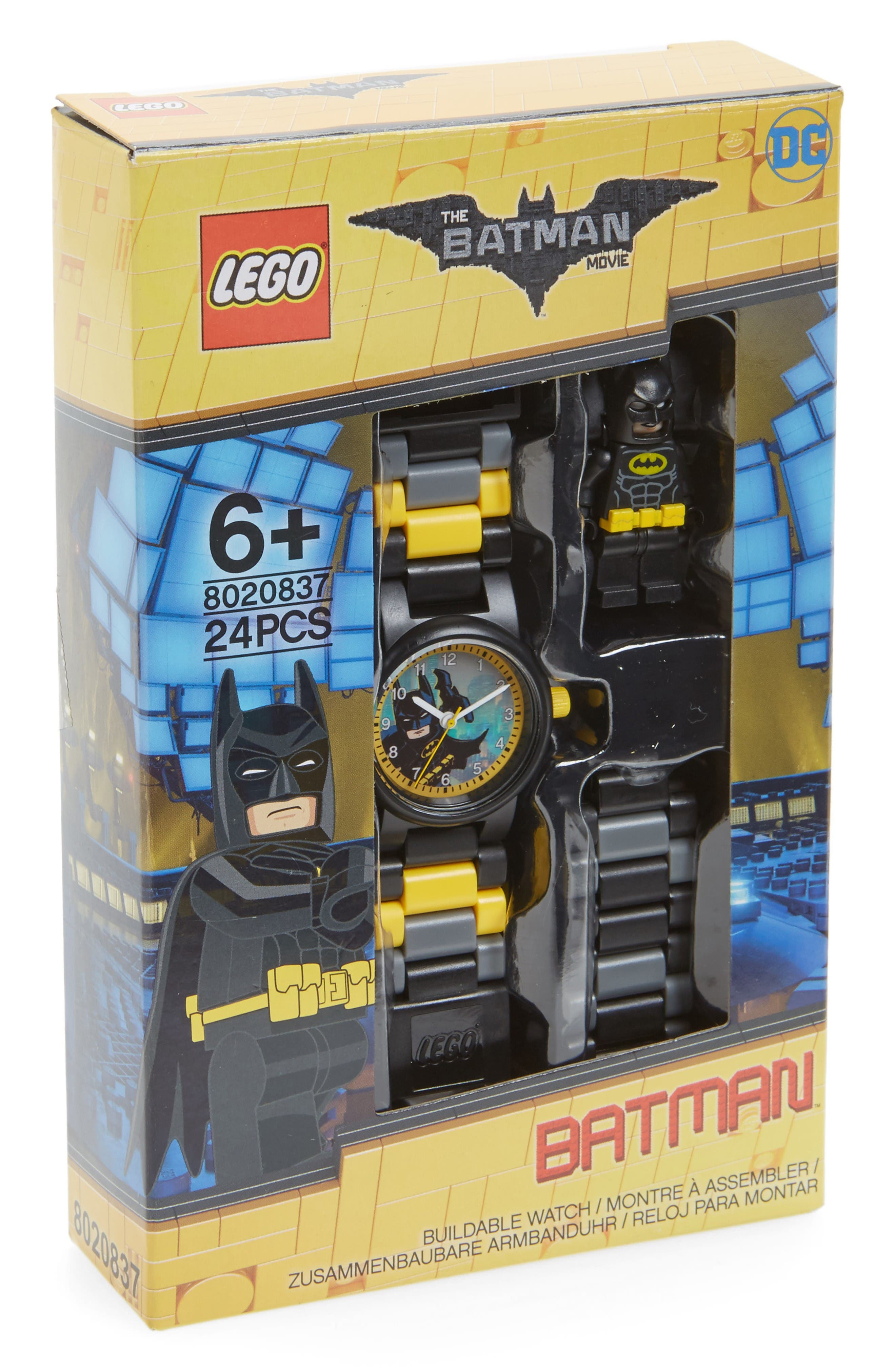 LEGO® Batman Movie Batman™ Minifigure Link Watch