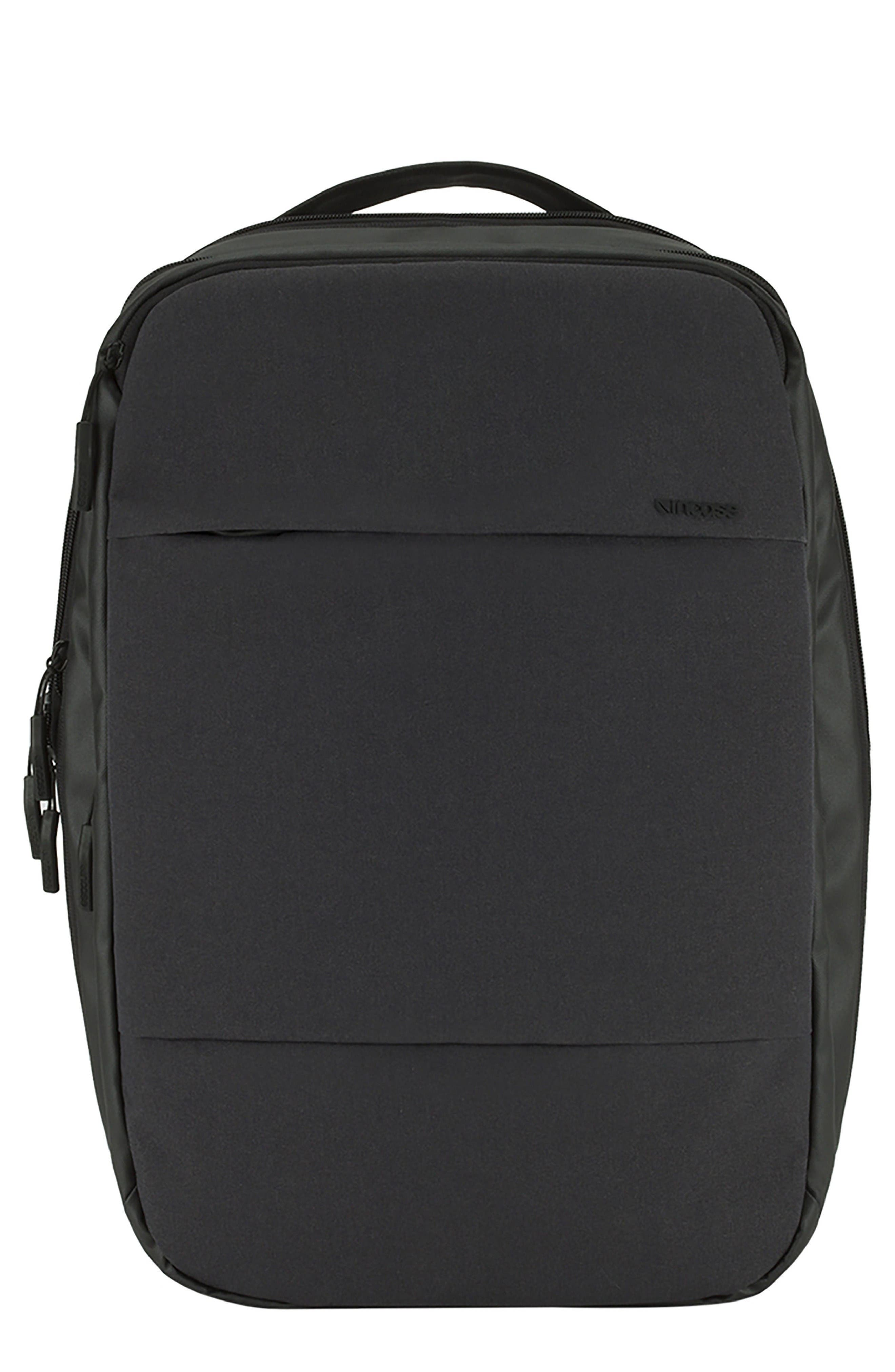 City Commuter Backpack,                             Main thumbnail 1, color,                             Black