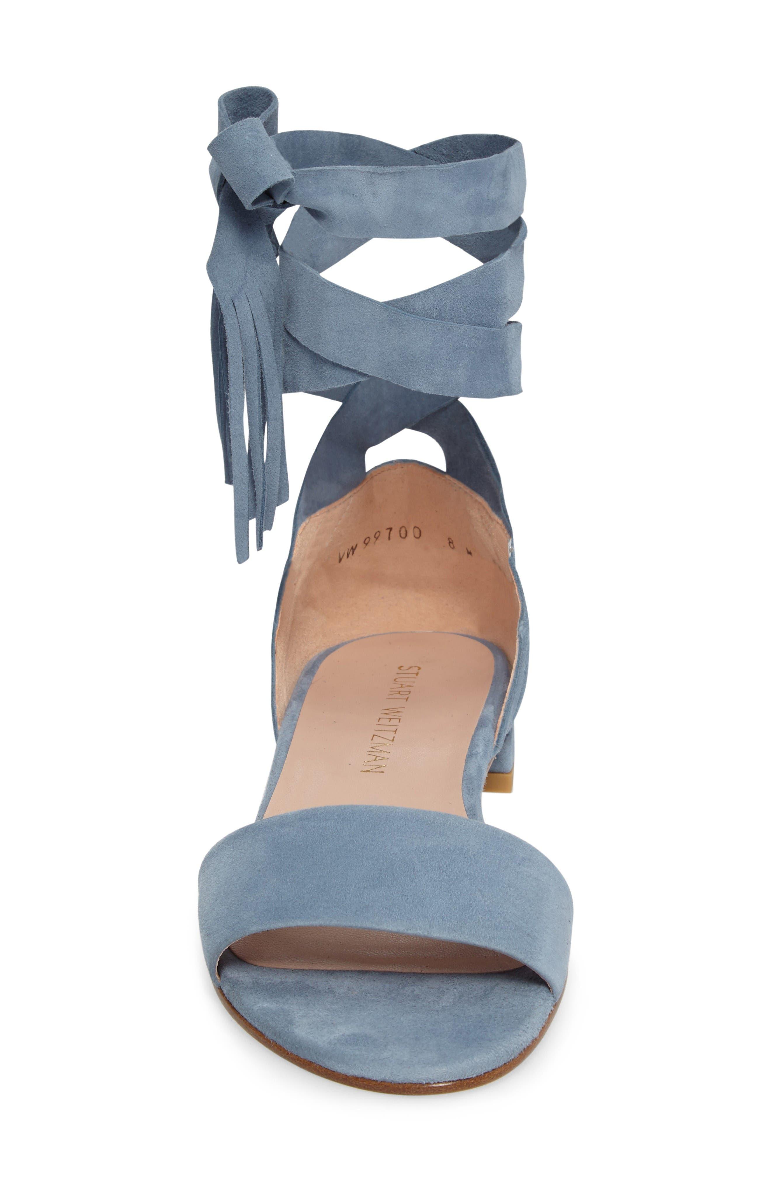 Alternate Image 4  - Stuart Weitzman Corbata Sandal (Women)
