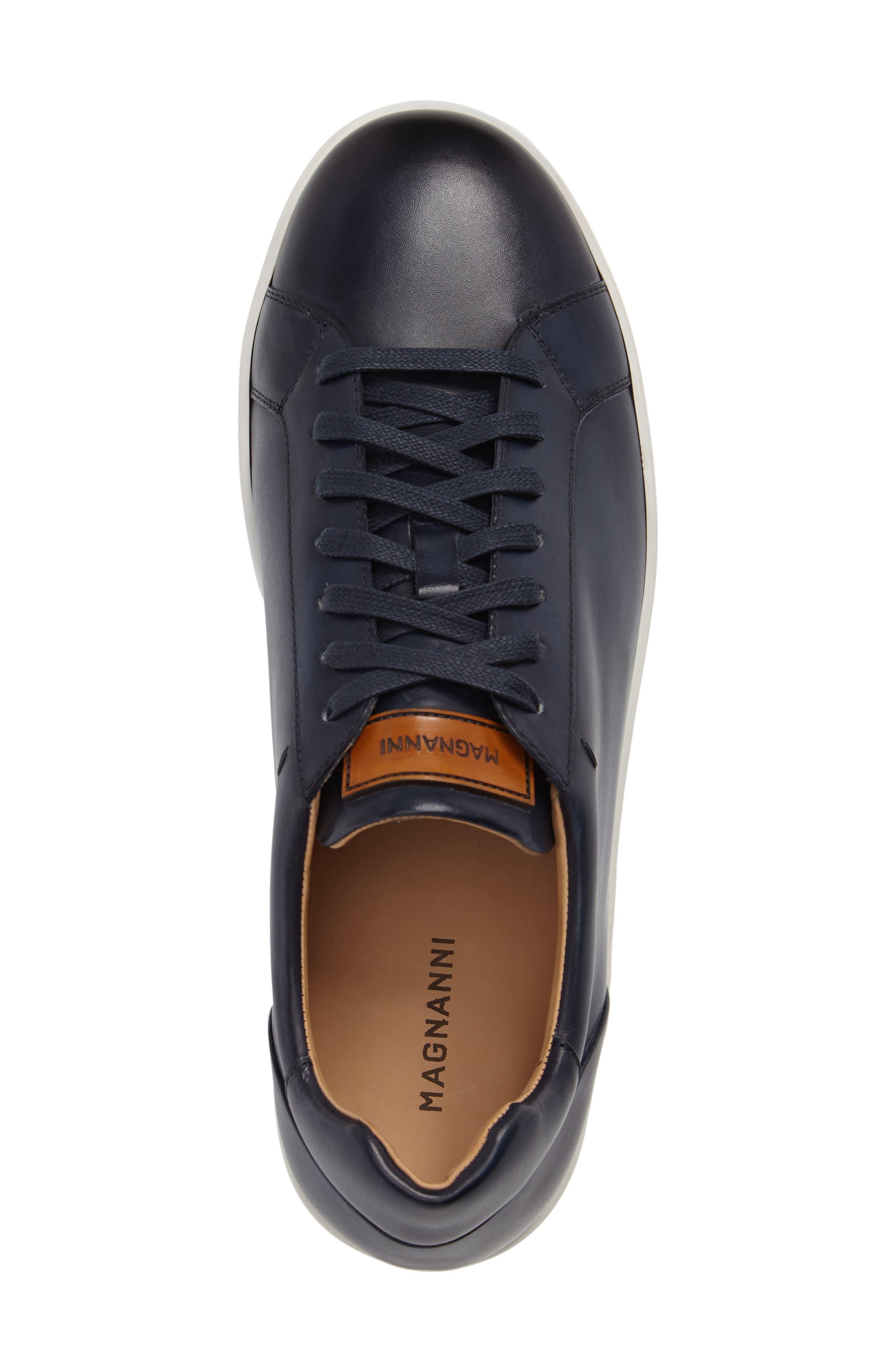Alternate Image 5  - Magnanni Caballero Sneaker (Men)