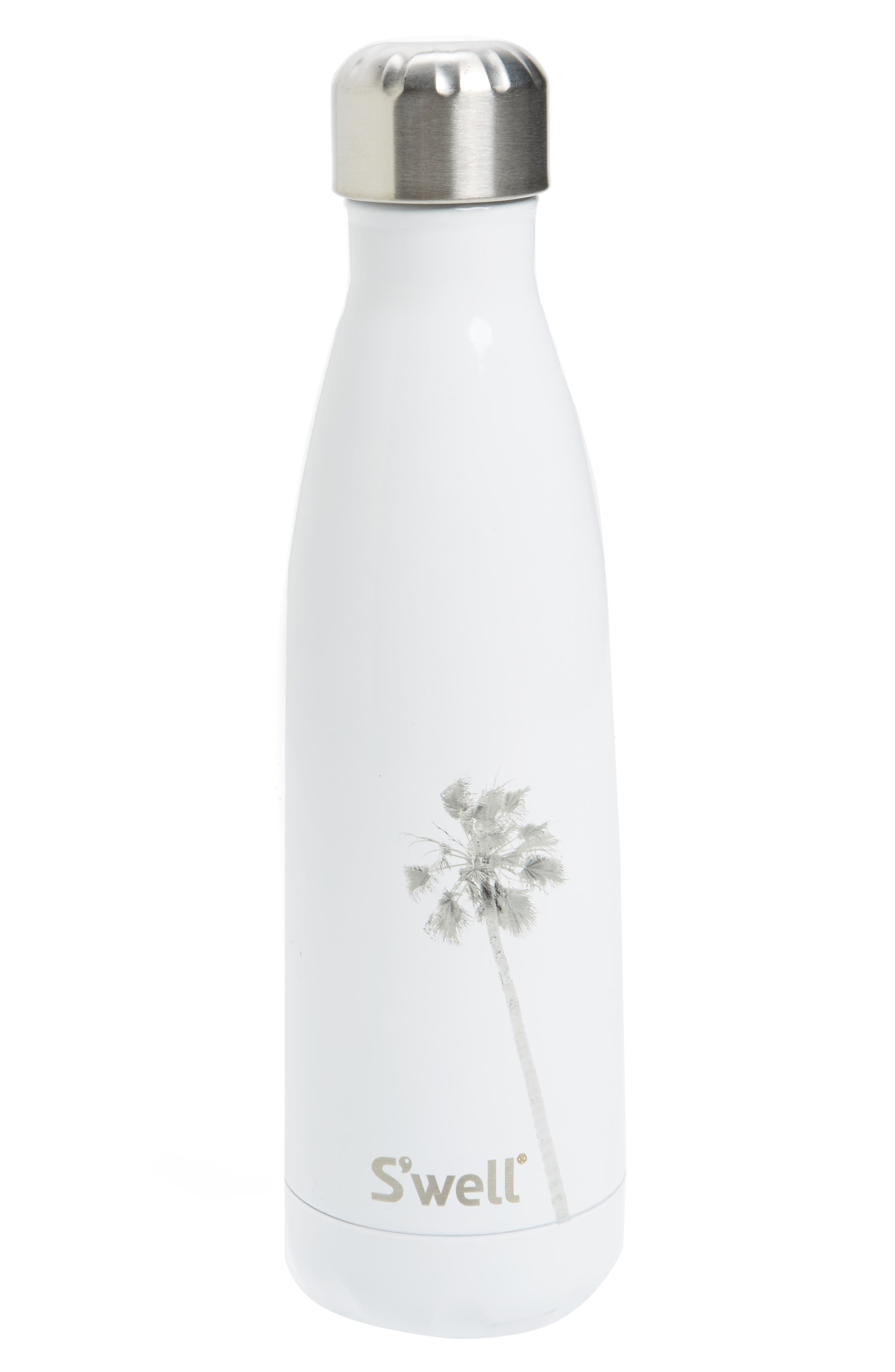 Los Angeles Stainless Steel Water Bottle,                         Main,                         color, Los Angeles
