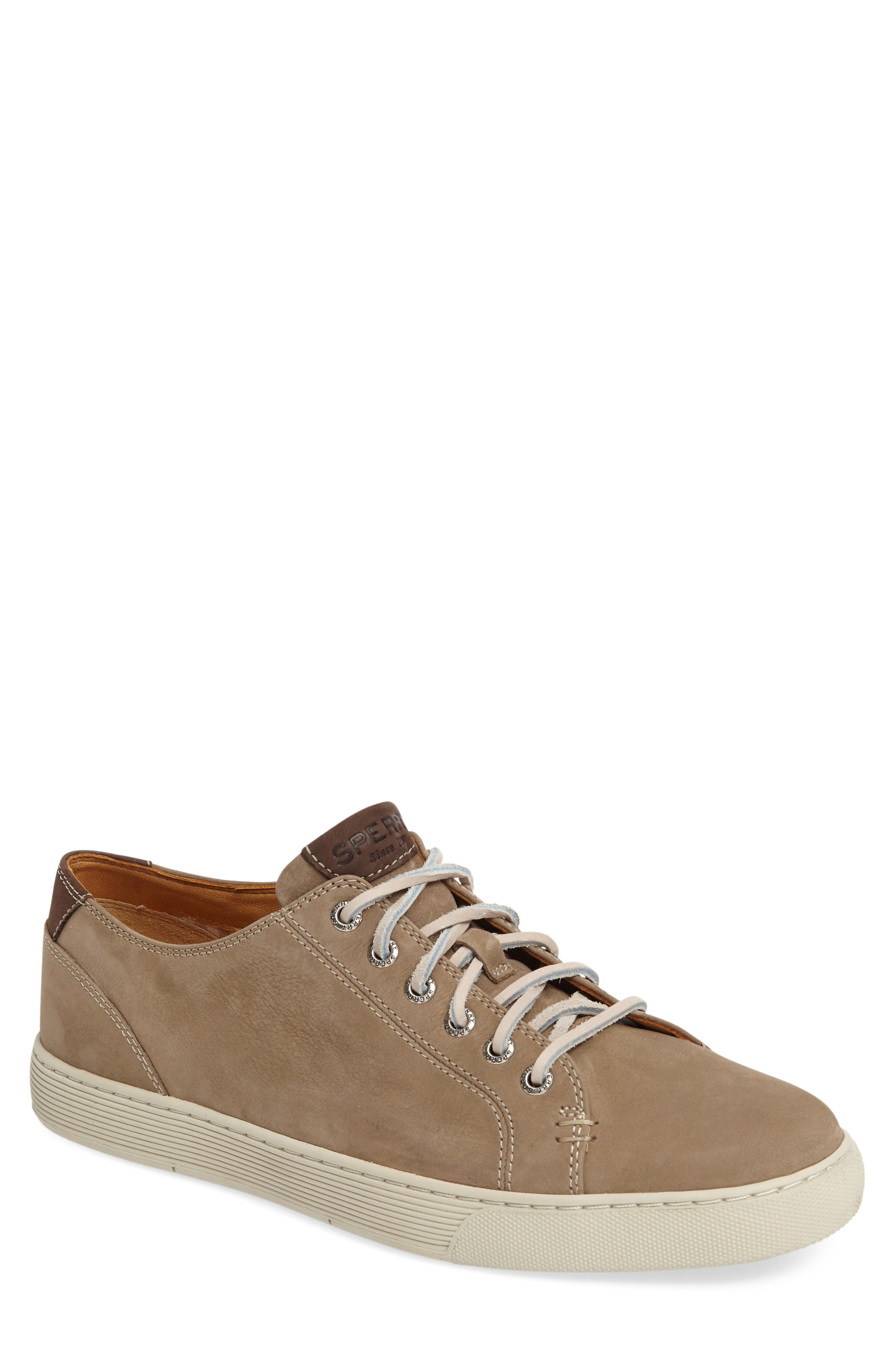 'Gold Cup - LTT' Sneaker (Men)',                         Main,                         color, Taupe Suede