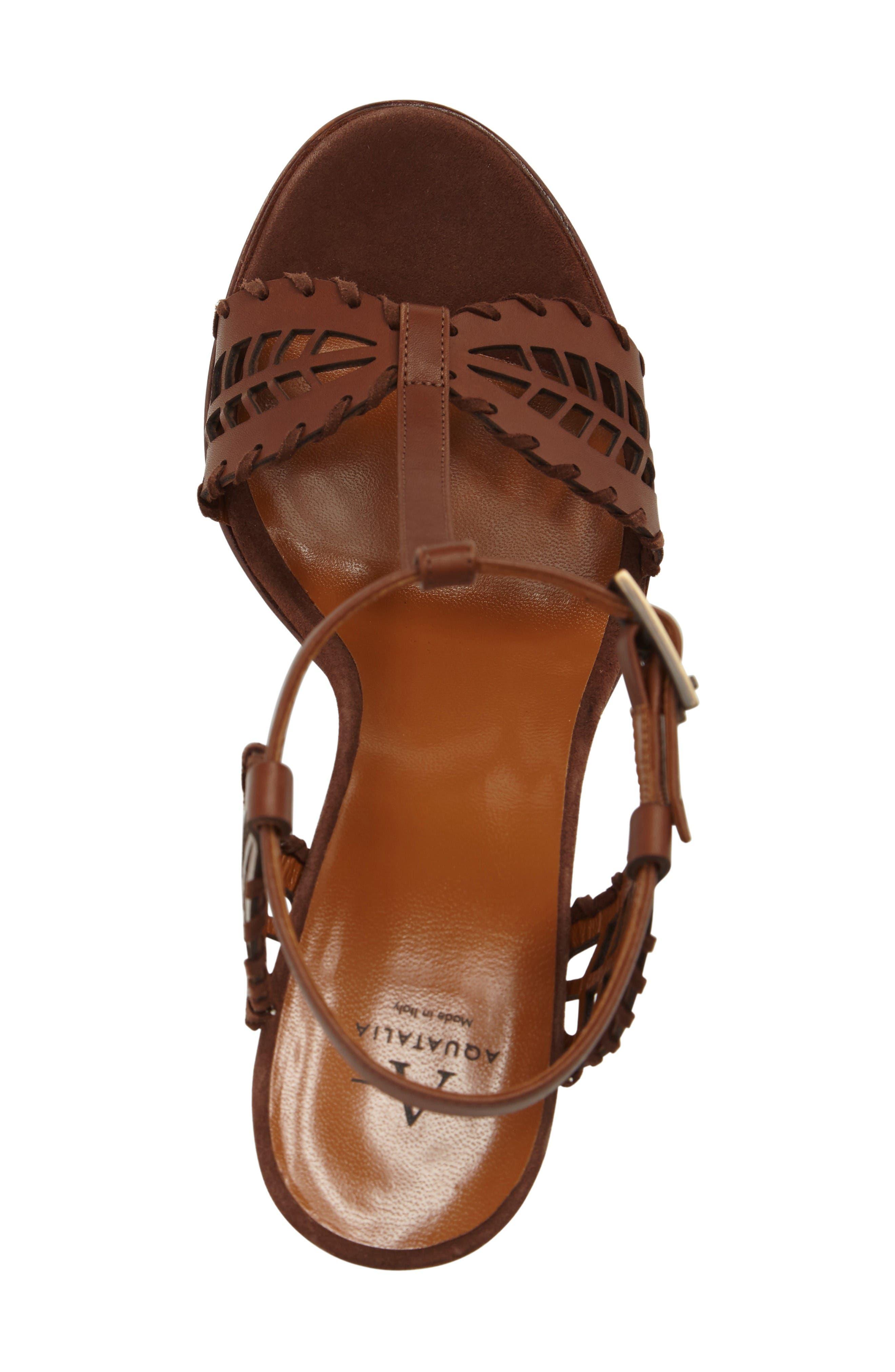 Alternate Image 5  - Aquatalia Isadora T-Strap Platform Sandal (Women)