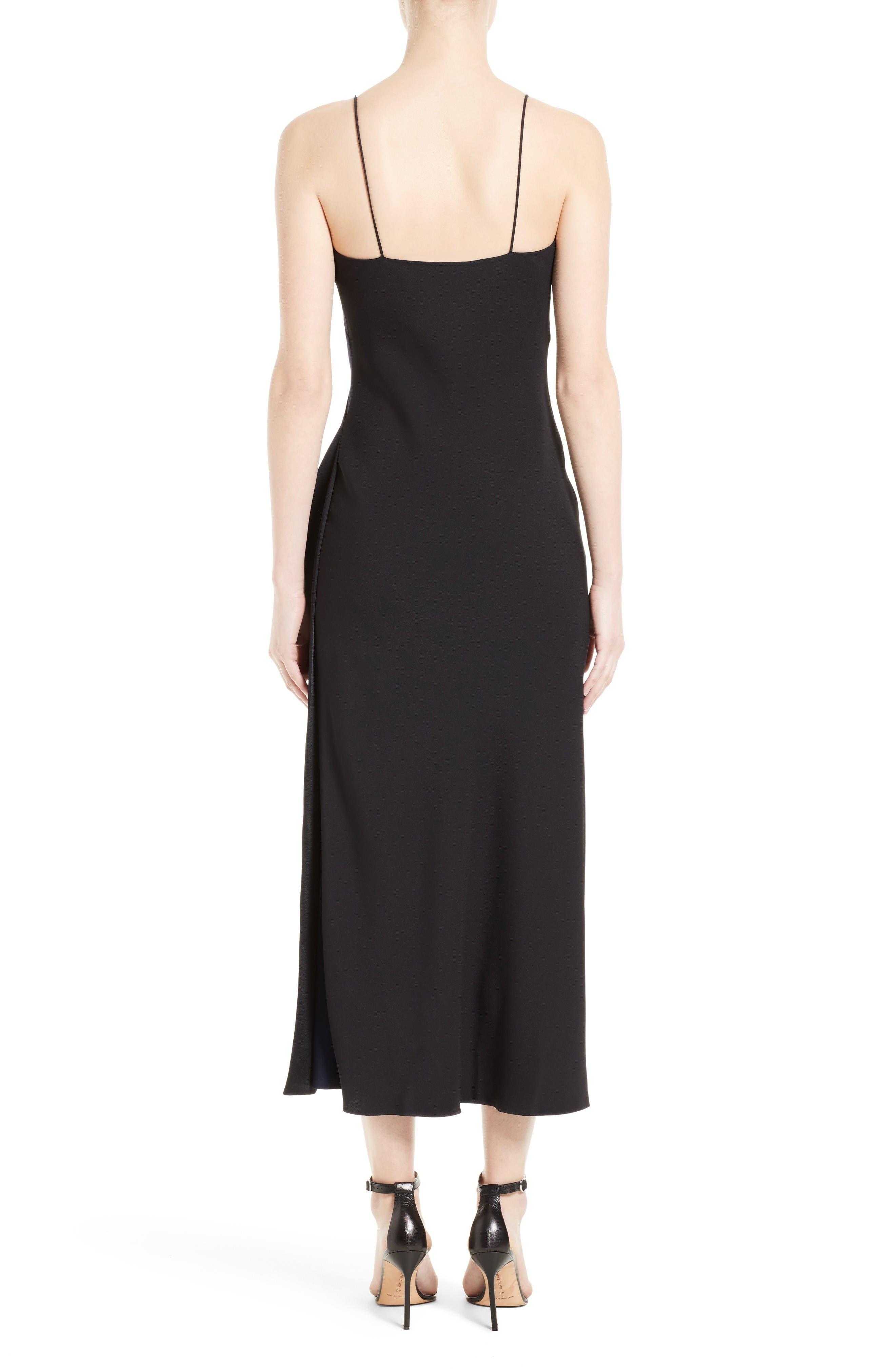 Alternate Image 2  - Victoria Beckham Asymmetrical Camisole Dress