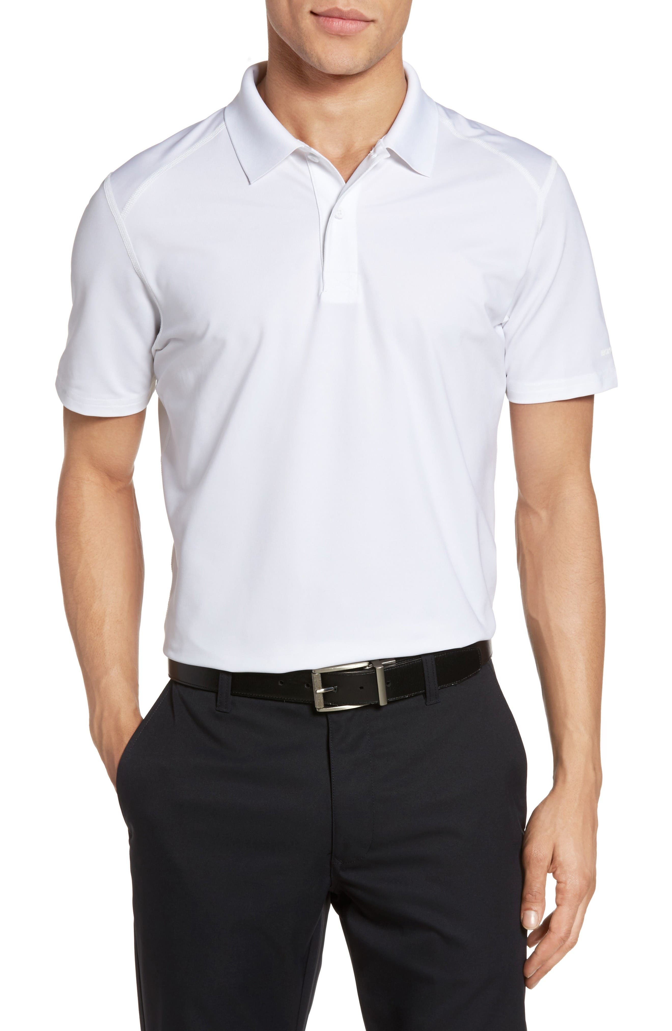 Main Image - Bonobos M-Flex Flatiron Slim Fit Golf Polo