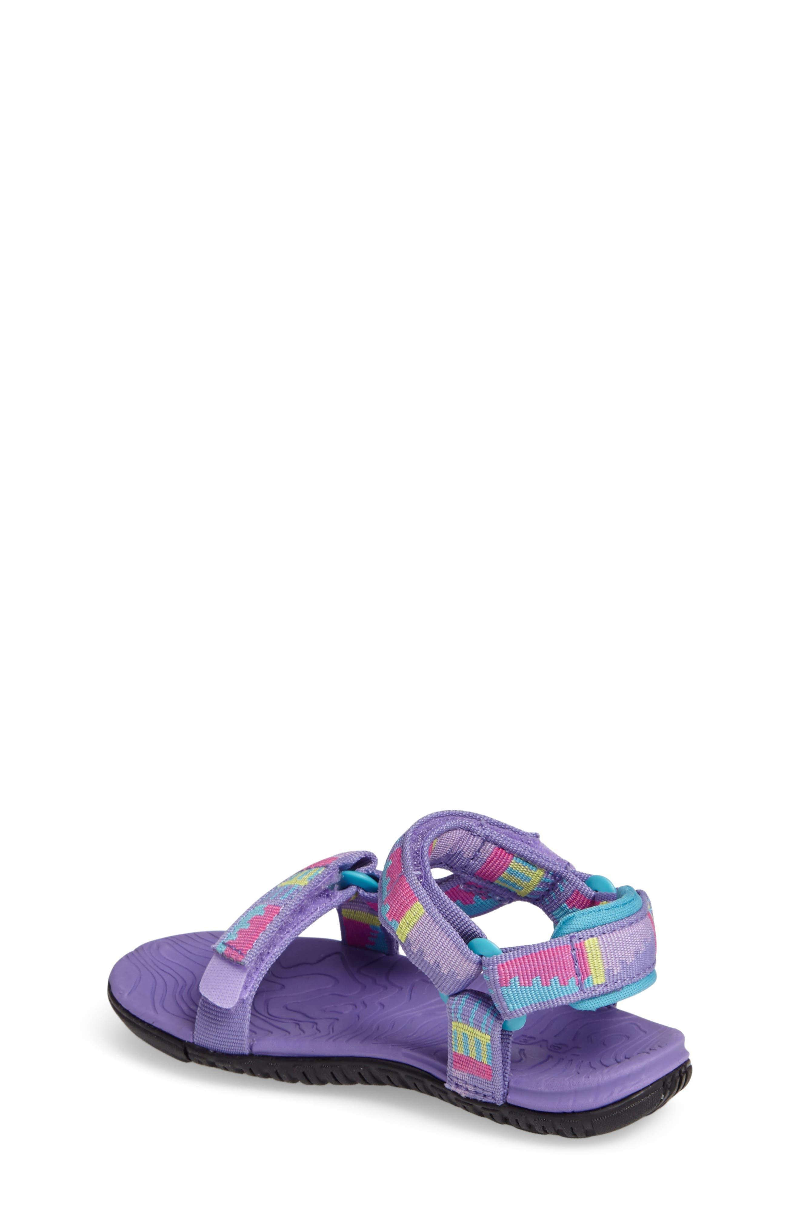 'Hurricane 3' Sport Sandal,                             Alternate thumbnail 2, color,                             Purple