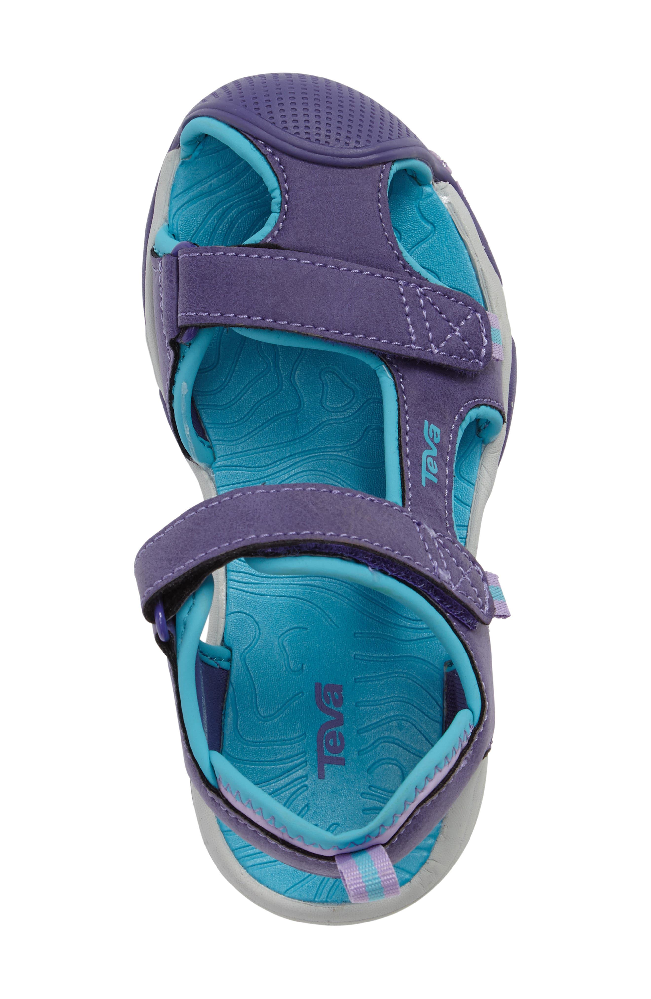 Alternate Image 5  - Teva Toachi 4 Sport Sandal (Toddler, Little Kid & Big Kid)