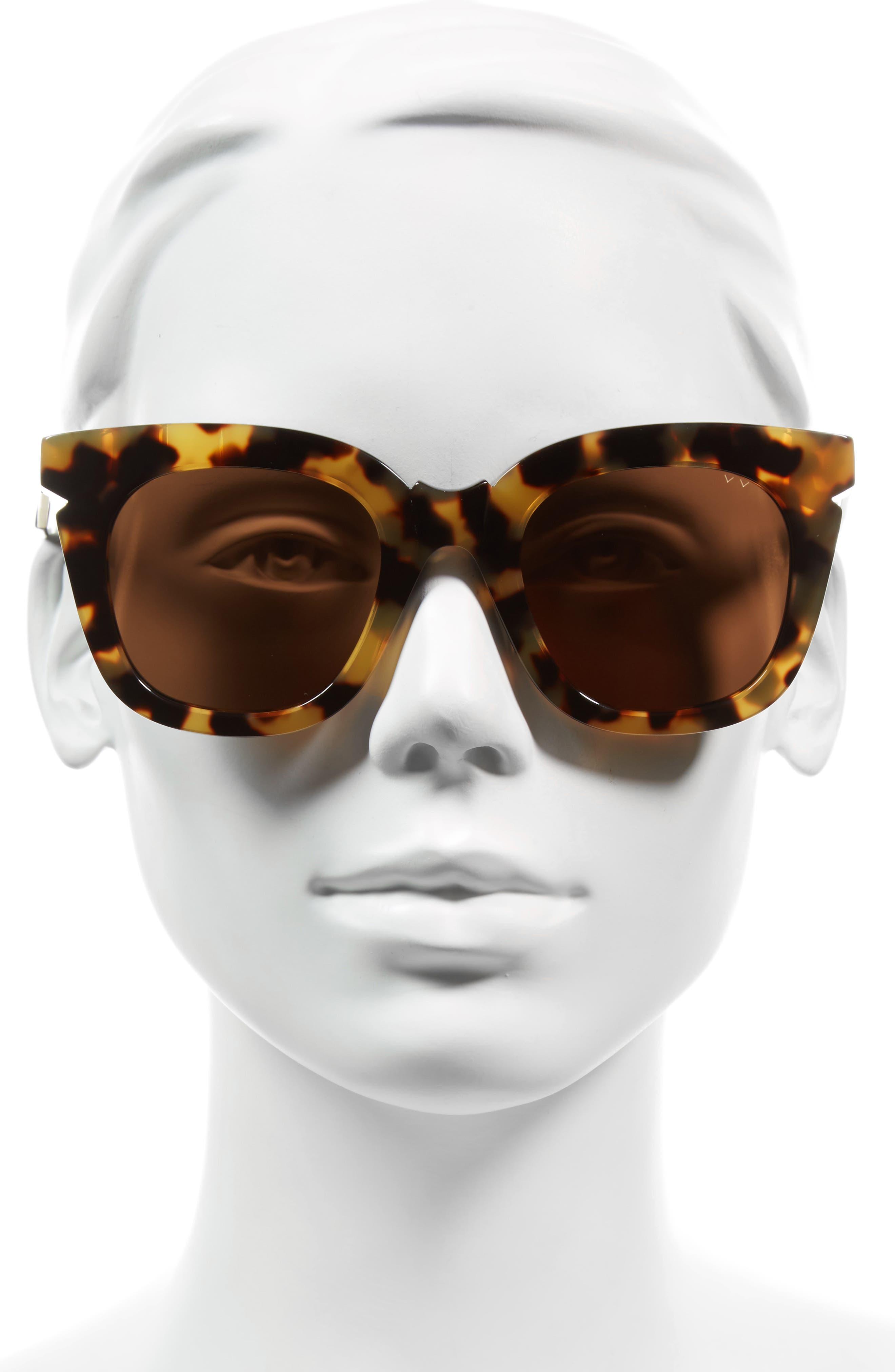 Alternate Image 2  - Pared Pools & Palms 50mm Sunglasses