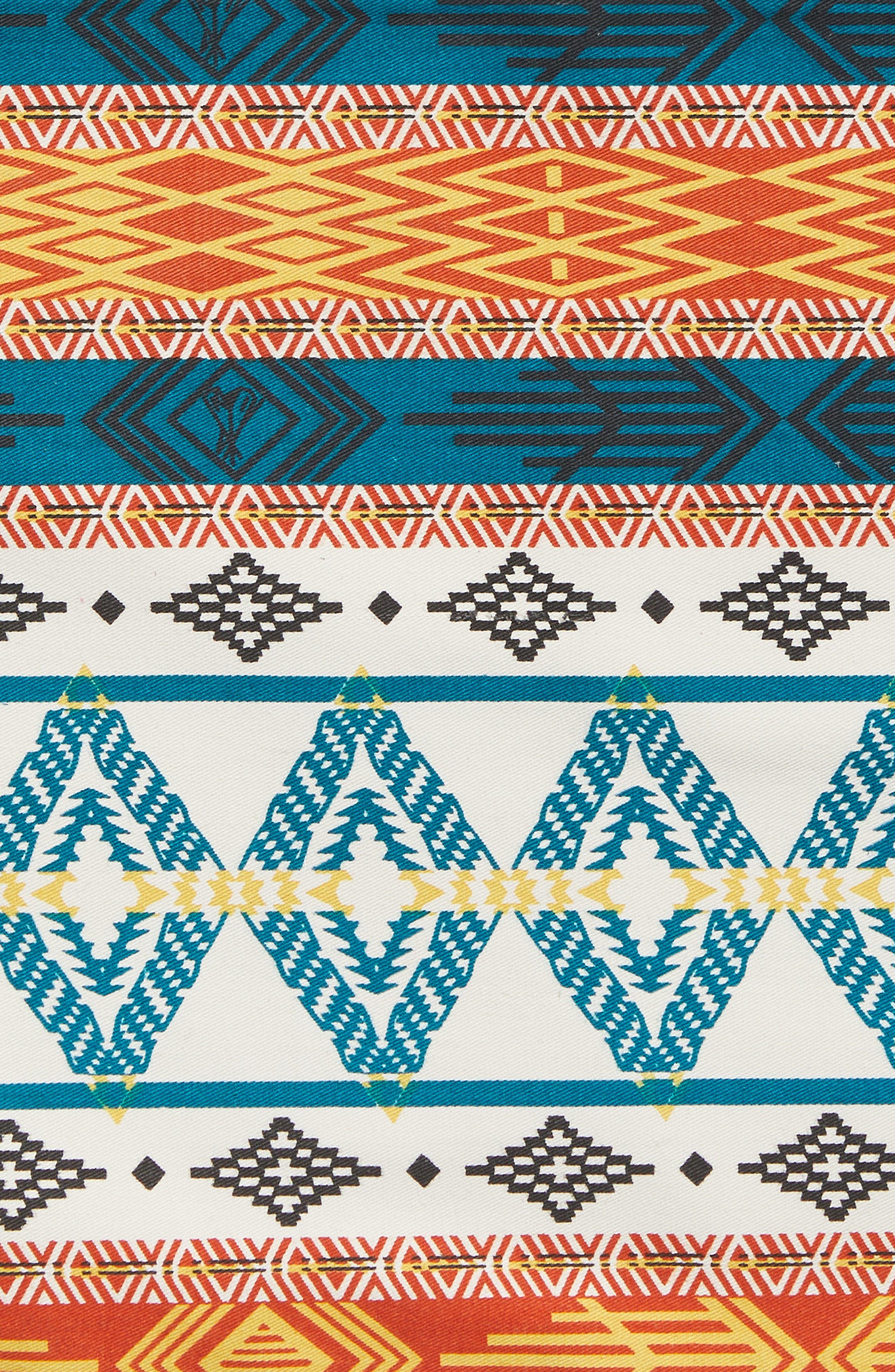Bright Mesa Set of 4 Placemats,                             Alternate thumbnail 2, color,                             Ivory/ Multi