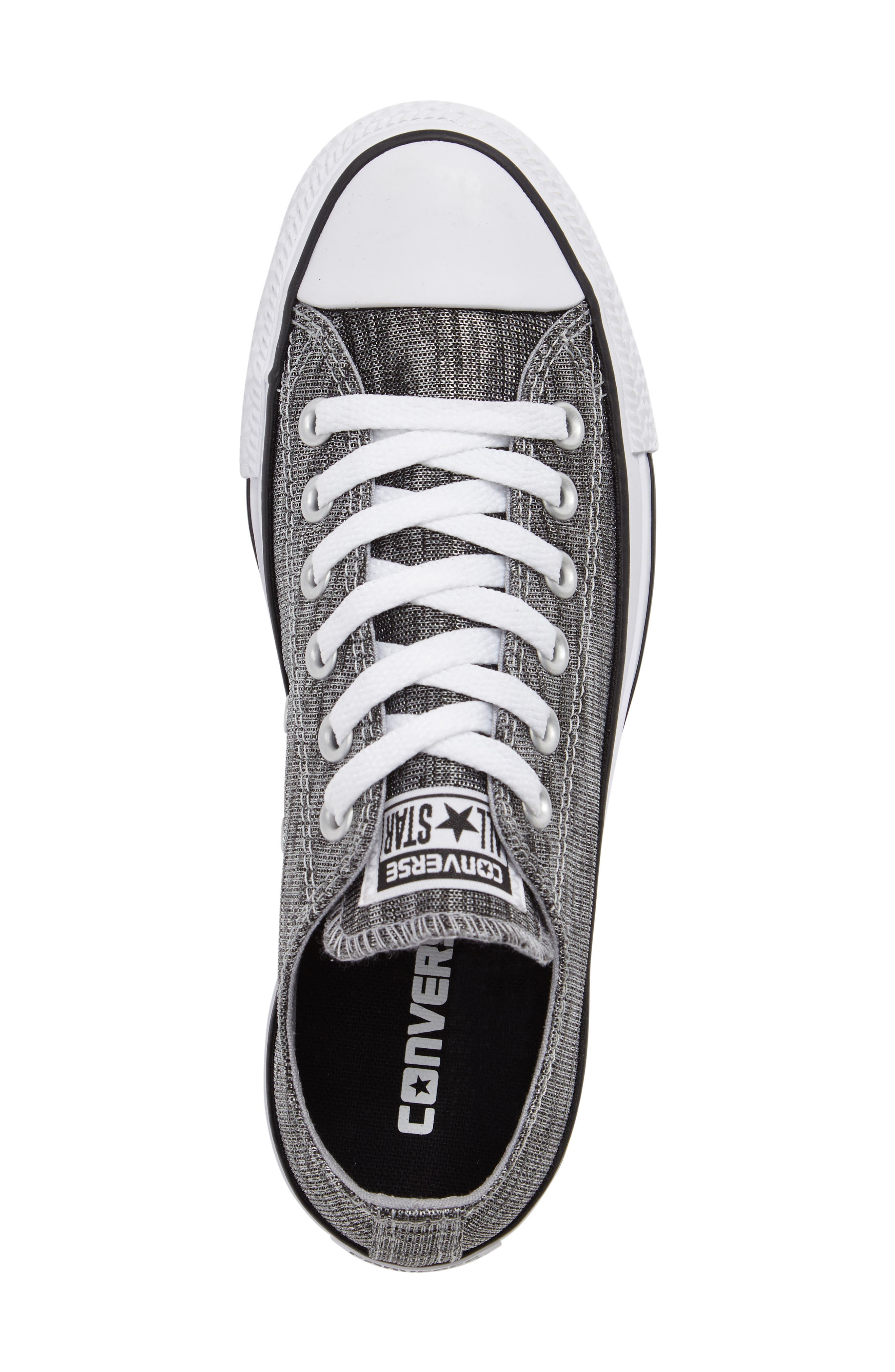 Alternate Image 5  - Converse Chuck Taylor® All Star® Knit Low Top Sneaker (Women)