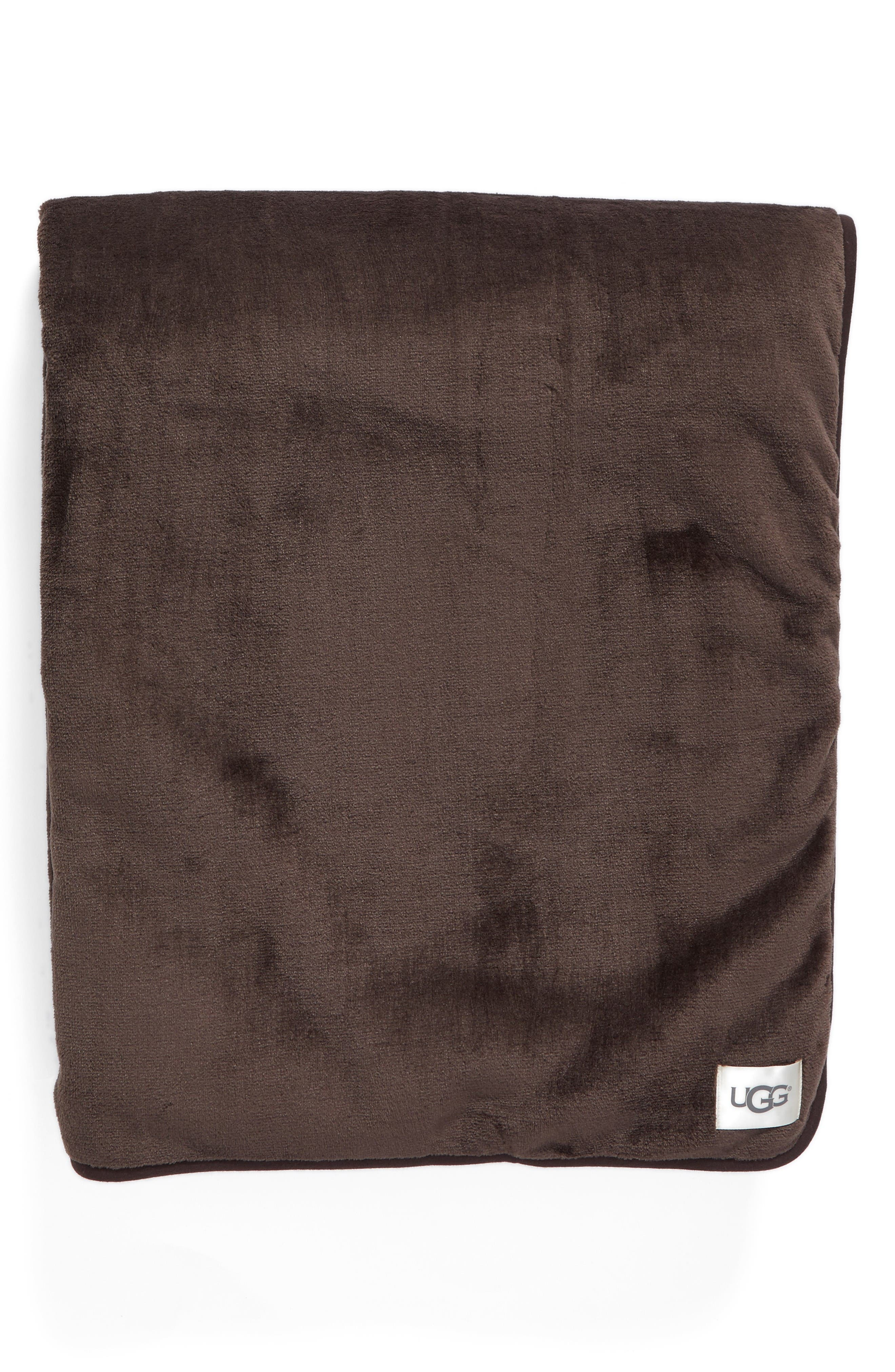 XL Duffield Spa Throw,                         Main,                         color, Stout