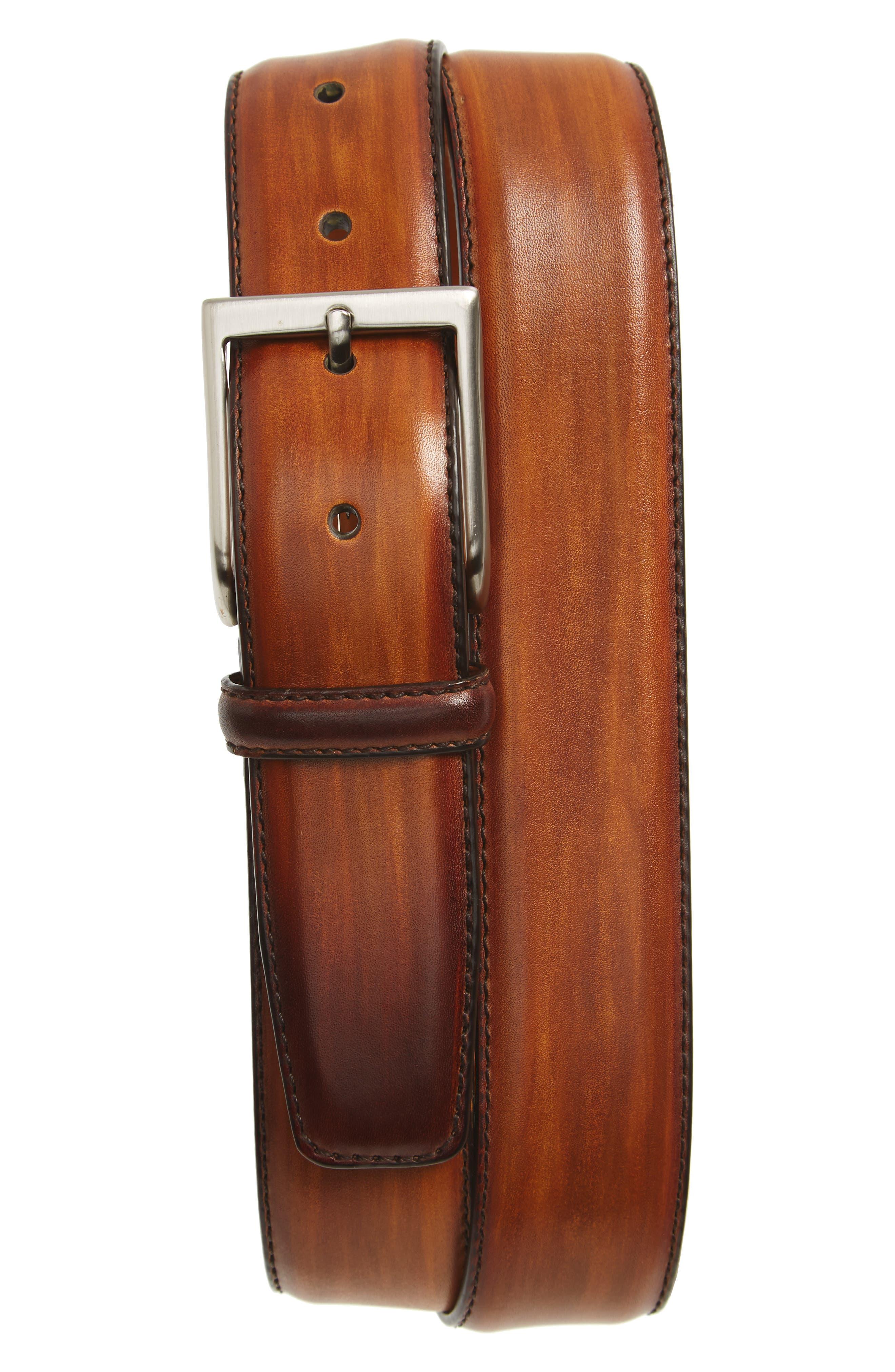 Magnanni Arcade Leather Belt