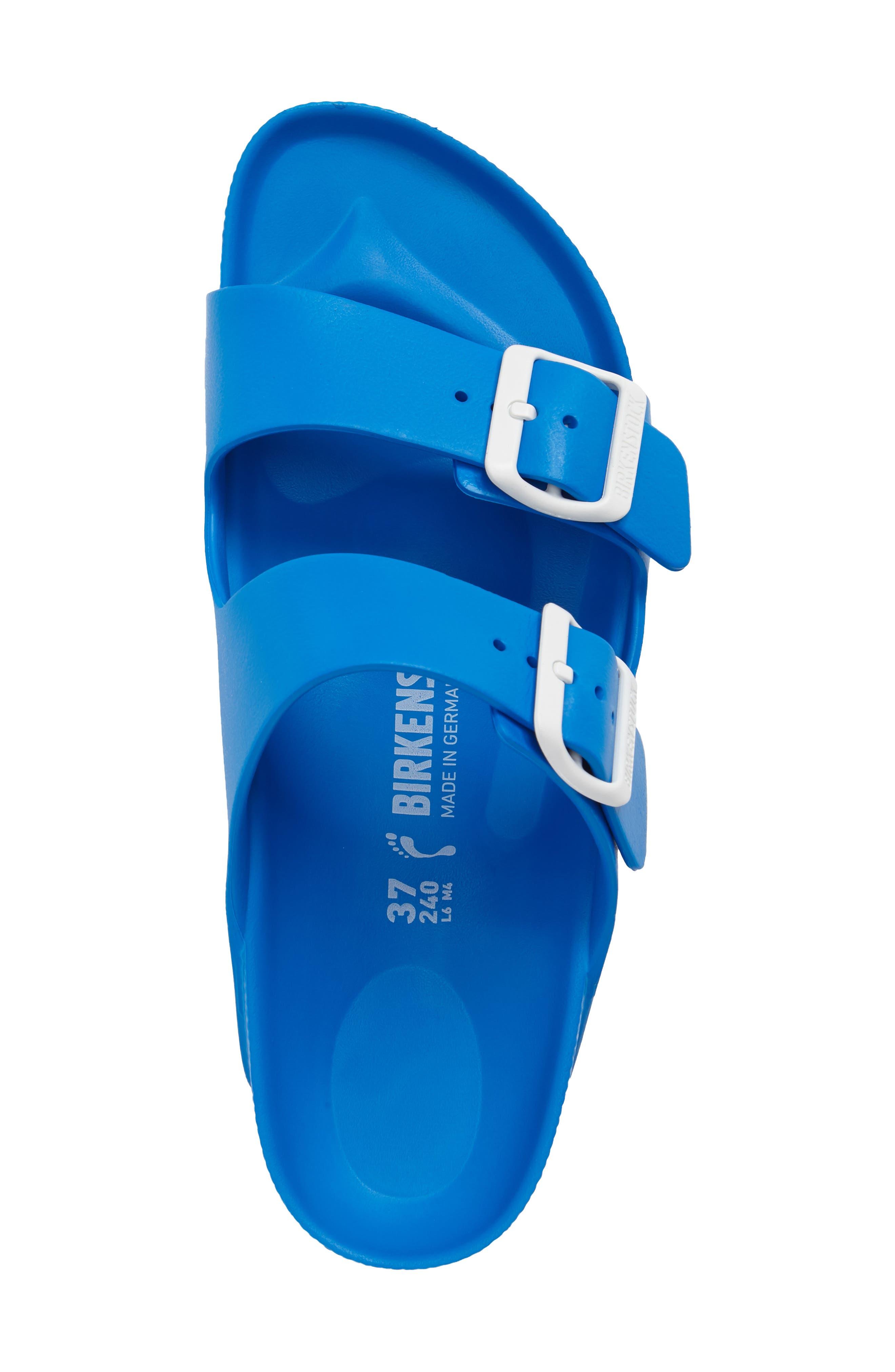 Alternate Image 5  - Birkenstock Essentials - Arizona Slide Sandal (Women) (Nordstrom Exclusive)
