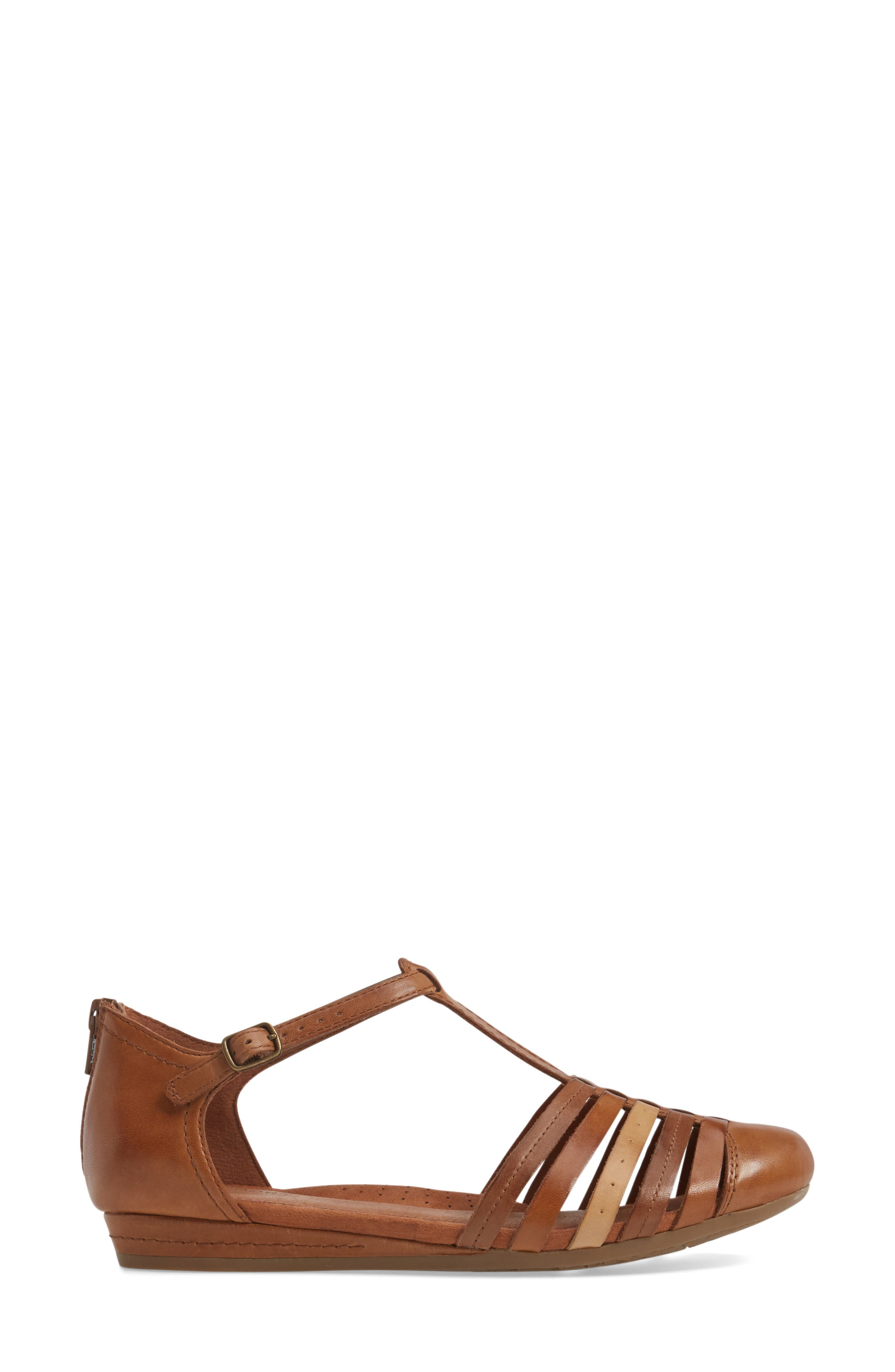 Alternate Image 3  - Rockport Cobb Hill Galway T-Strap Sandal (Women)