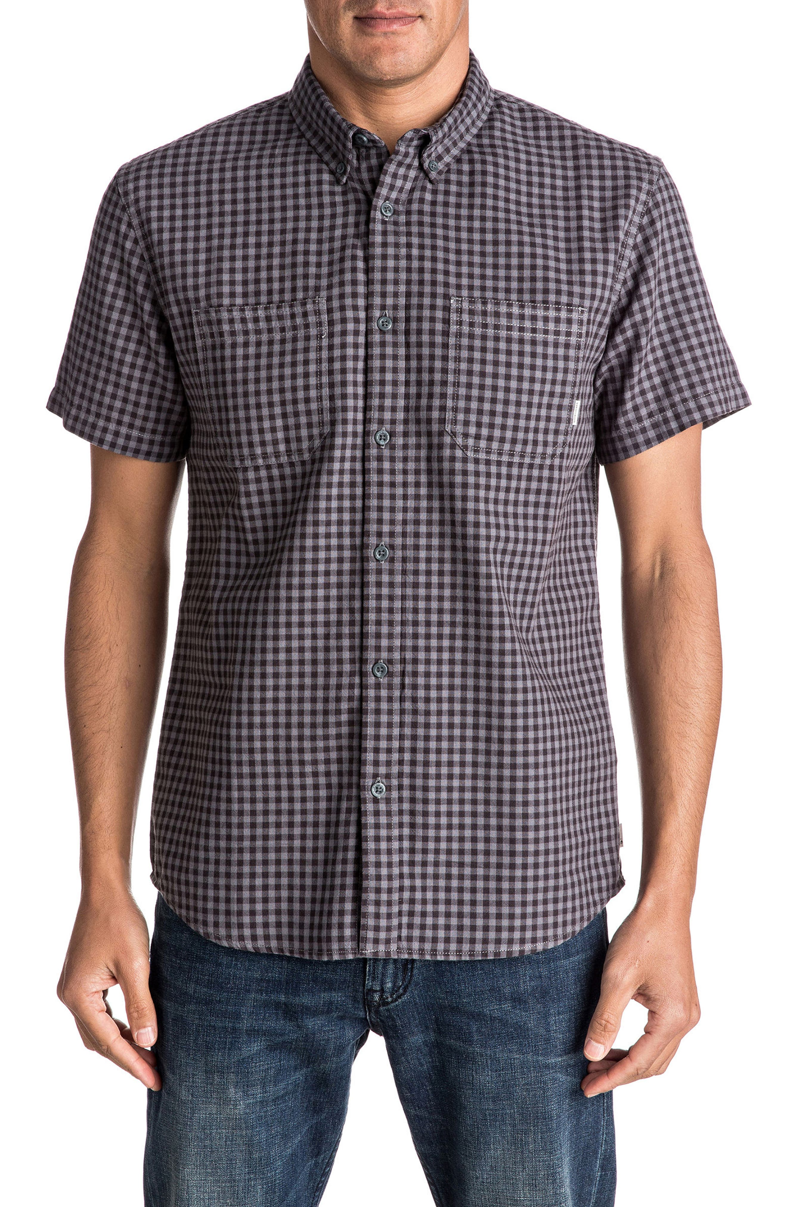 Quiksilver Forte Night Check Shirt