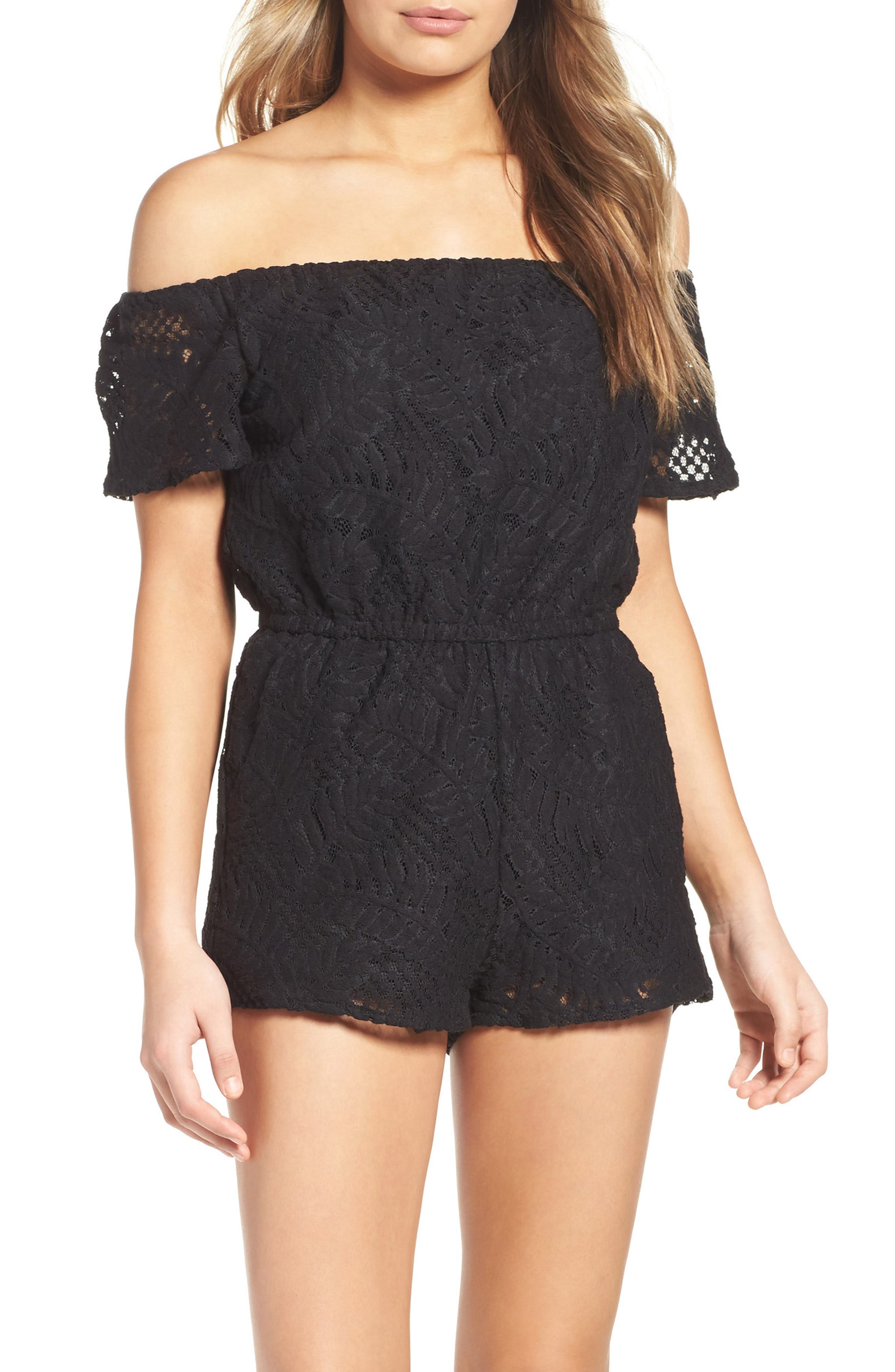 Alternate Image 1 Selected - BB Dakota Haidyn Romper