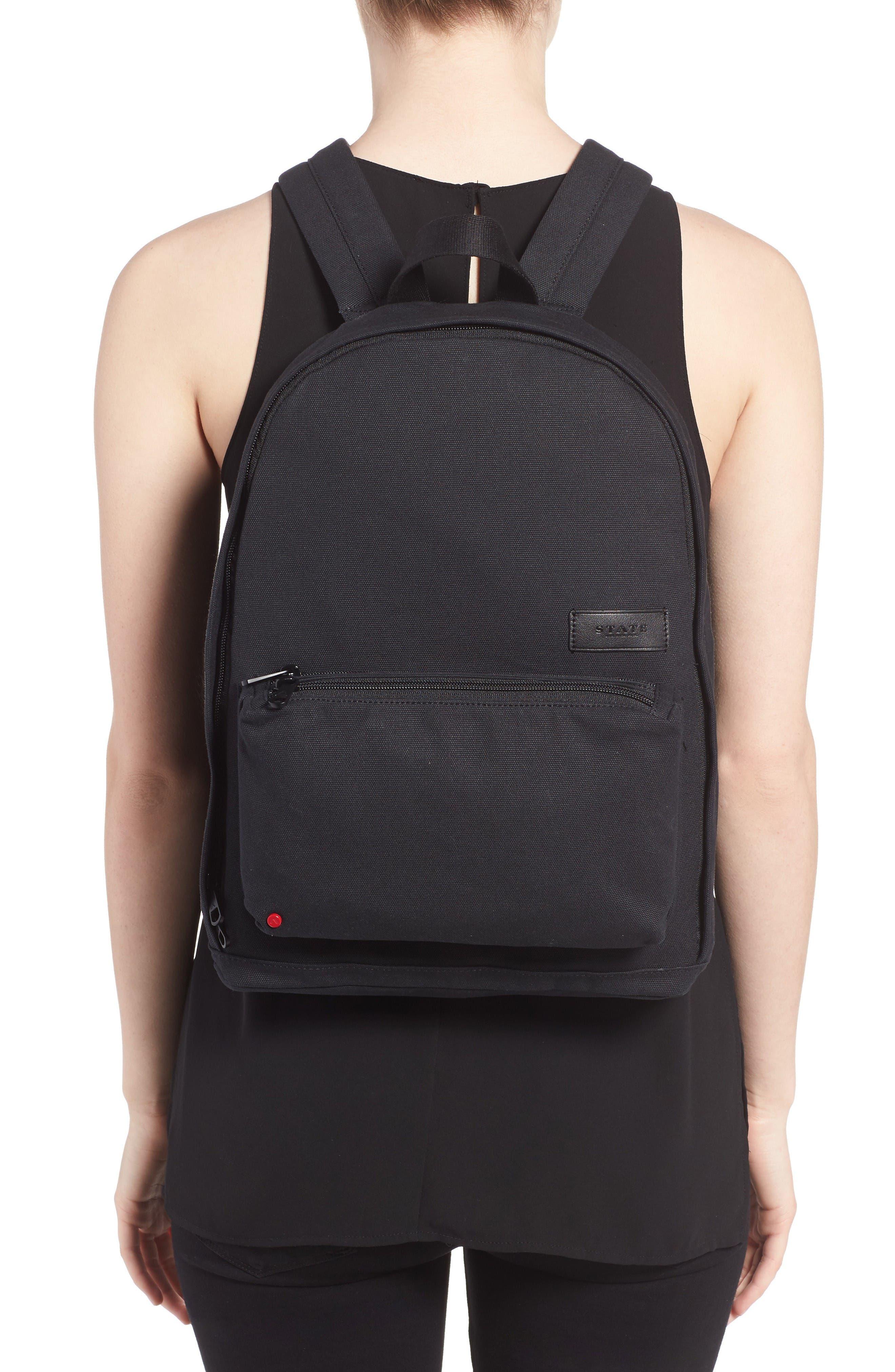 Alternate Image 2  - STATE Bags Canvas Slim Lorimer Backpack