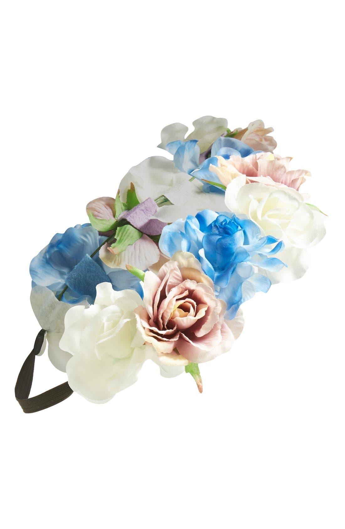 Alternate Image 1 Selected - BP. Oversize Floral Crown