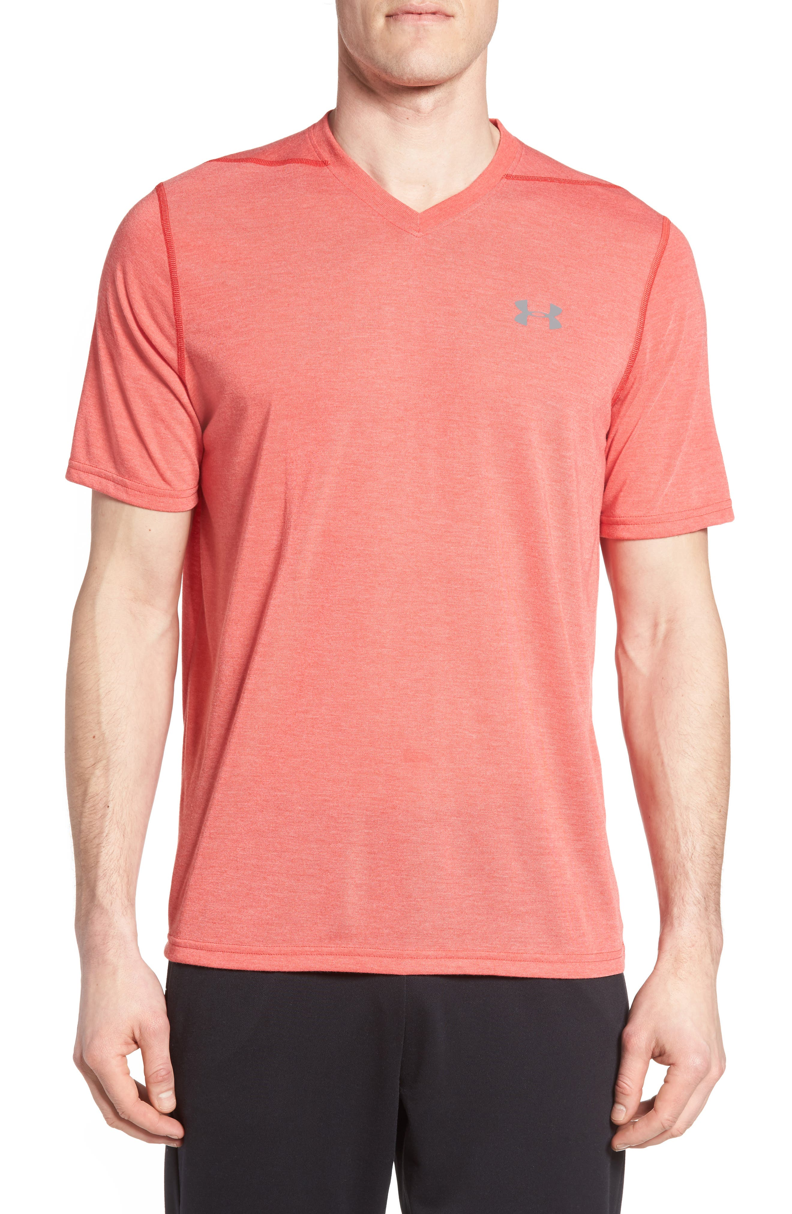 Under Armour Regular Fit Threadborne T-Shirt