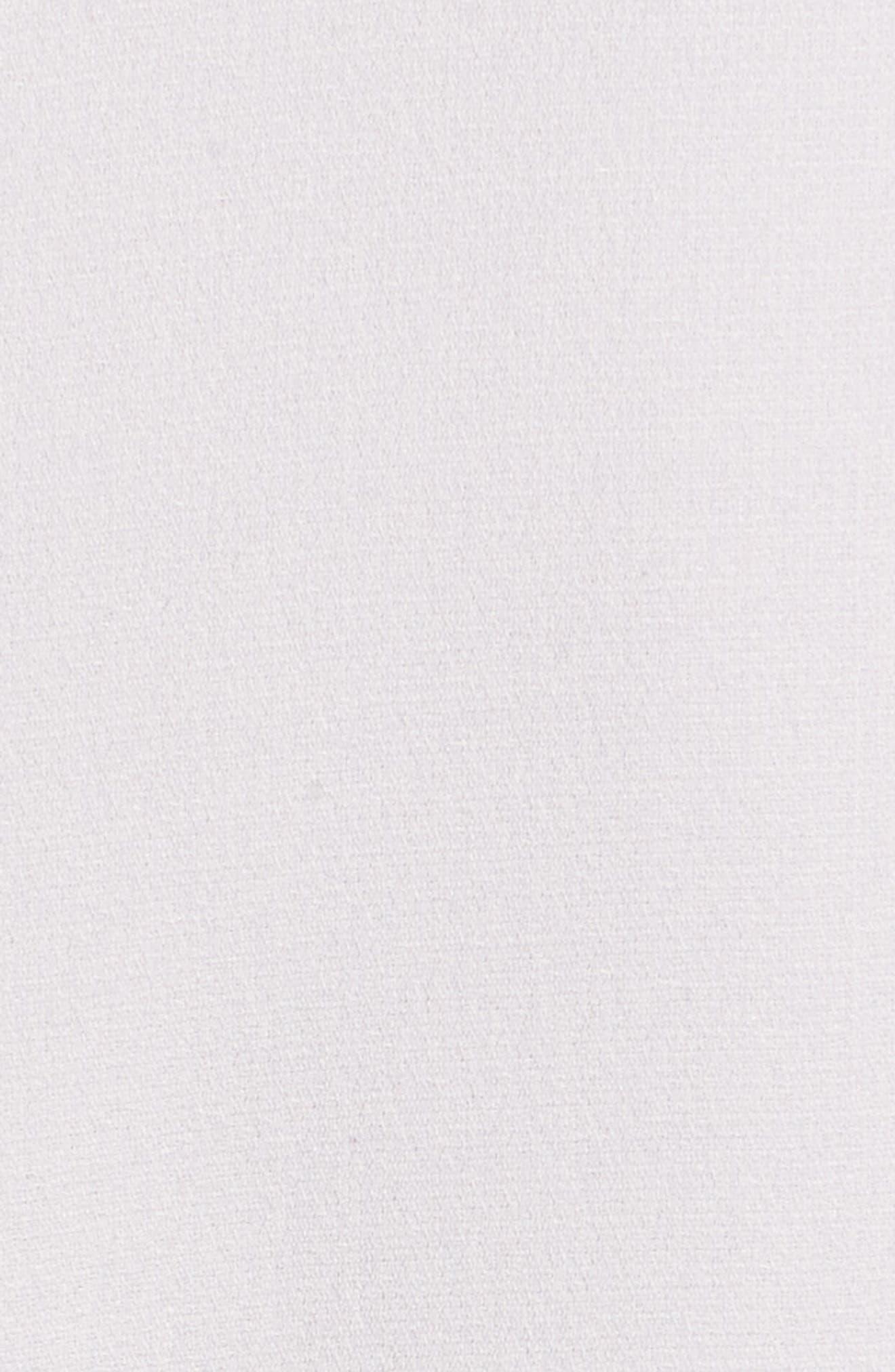 Structured Blazer,                             Alternate thumbnail 5, color,                             Pale Lilac