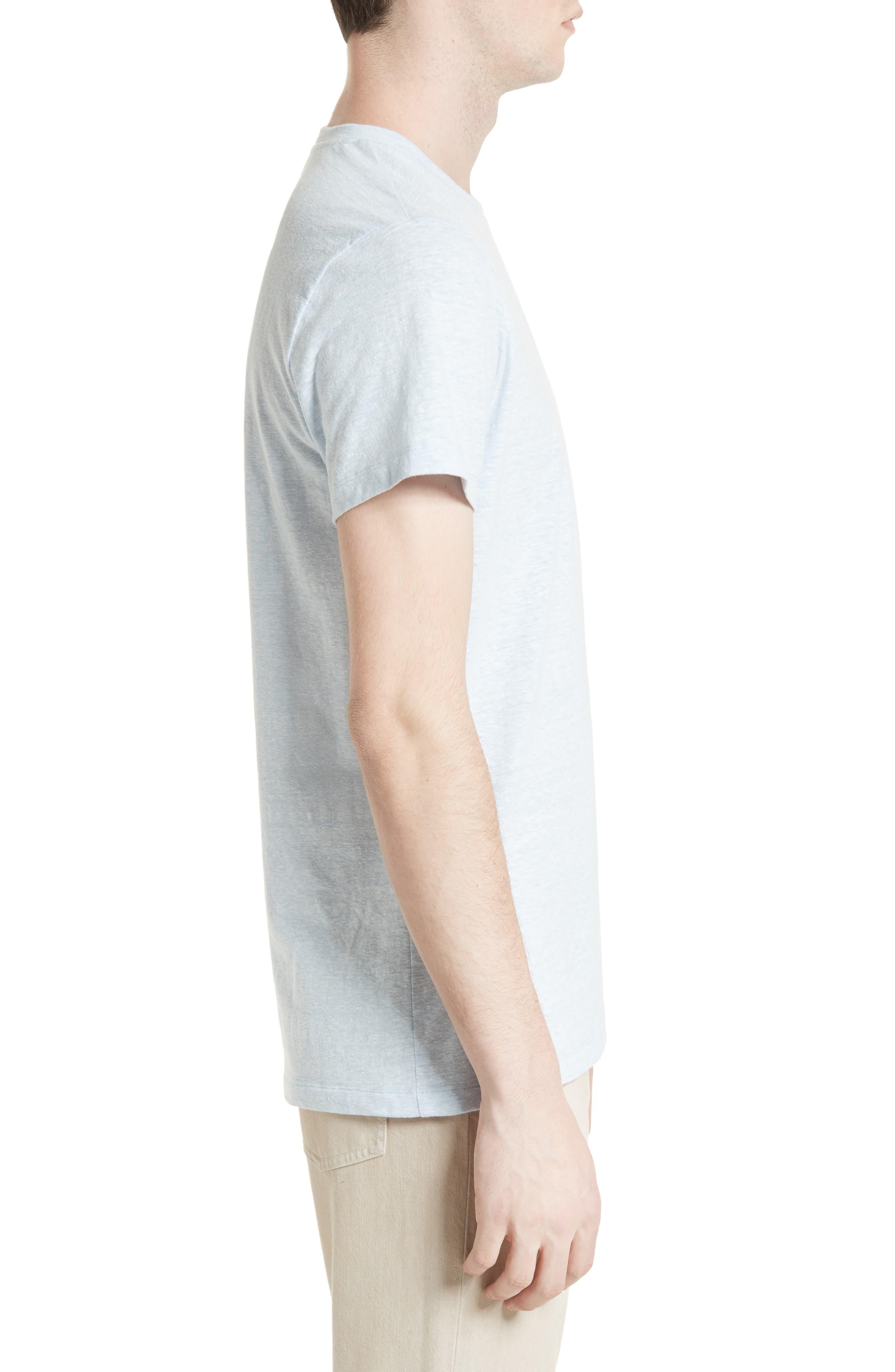 Jimmy T-Shirt,                             Alternate thumbnail 3, color,                             Blue