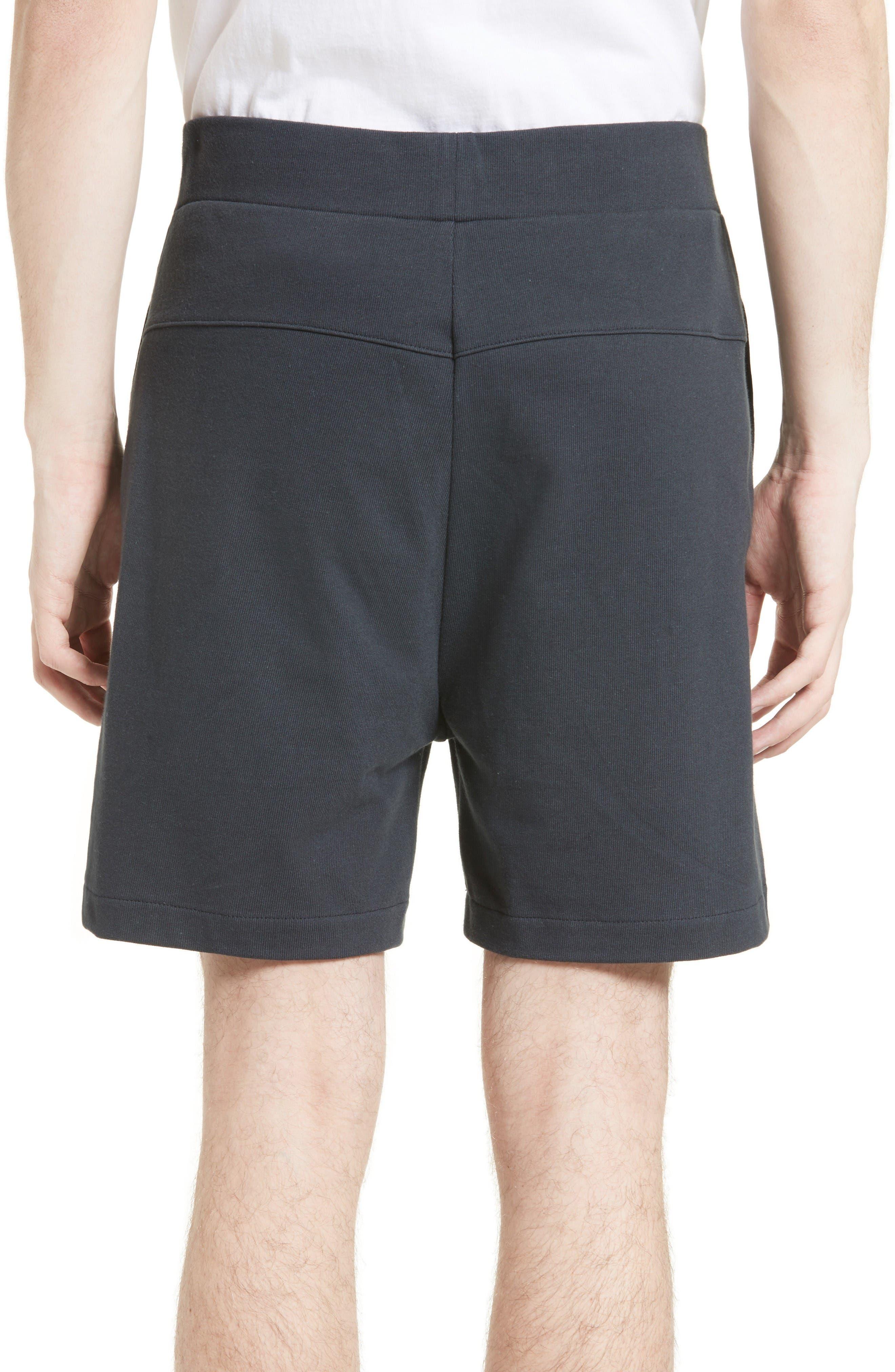 Alternate Image 2  - A.P.C. Green Park Jersey Shorts