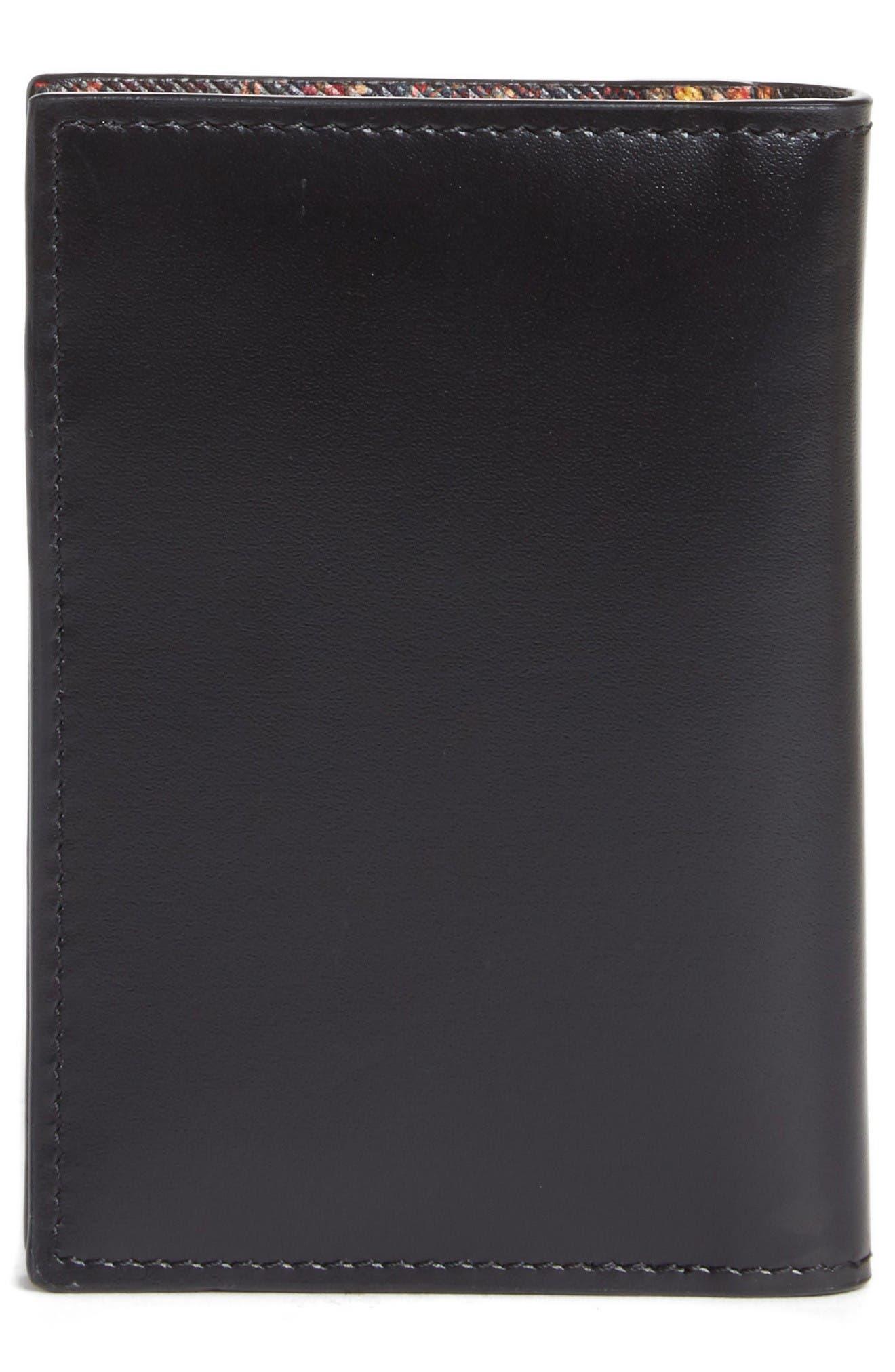 Alternate Image 3  - Paul Smith Horniman Print Leather Wallet