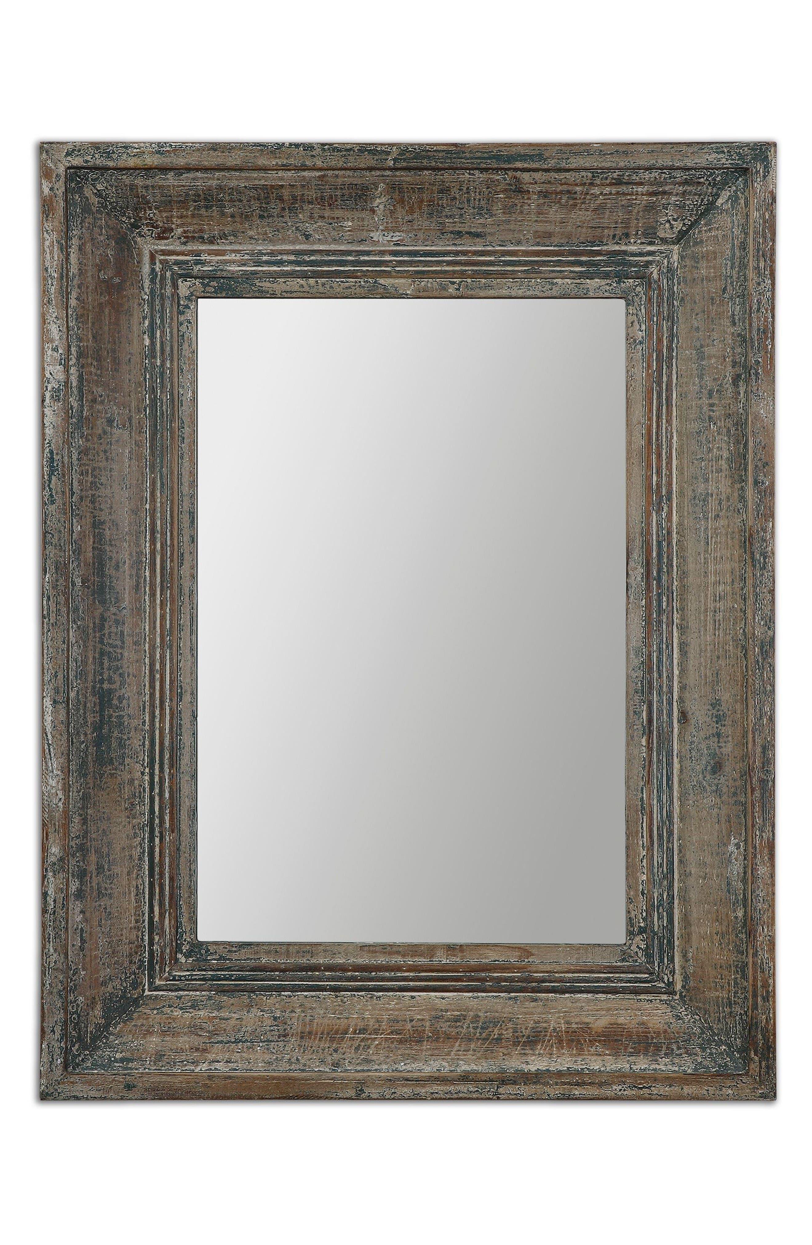Uttermost Missoula Small Wall Mirror