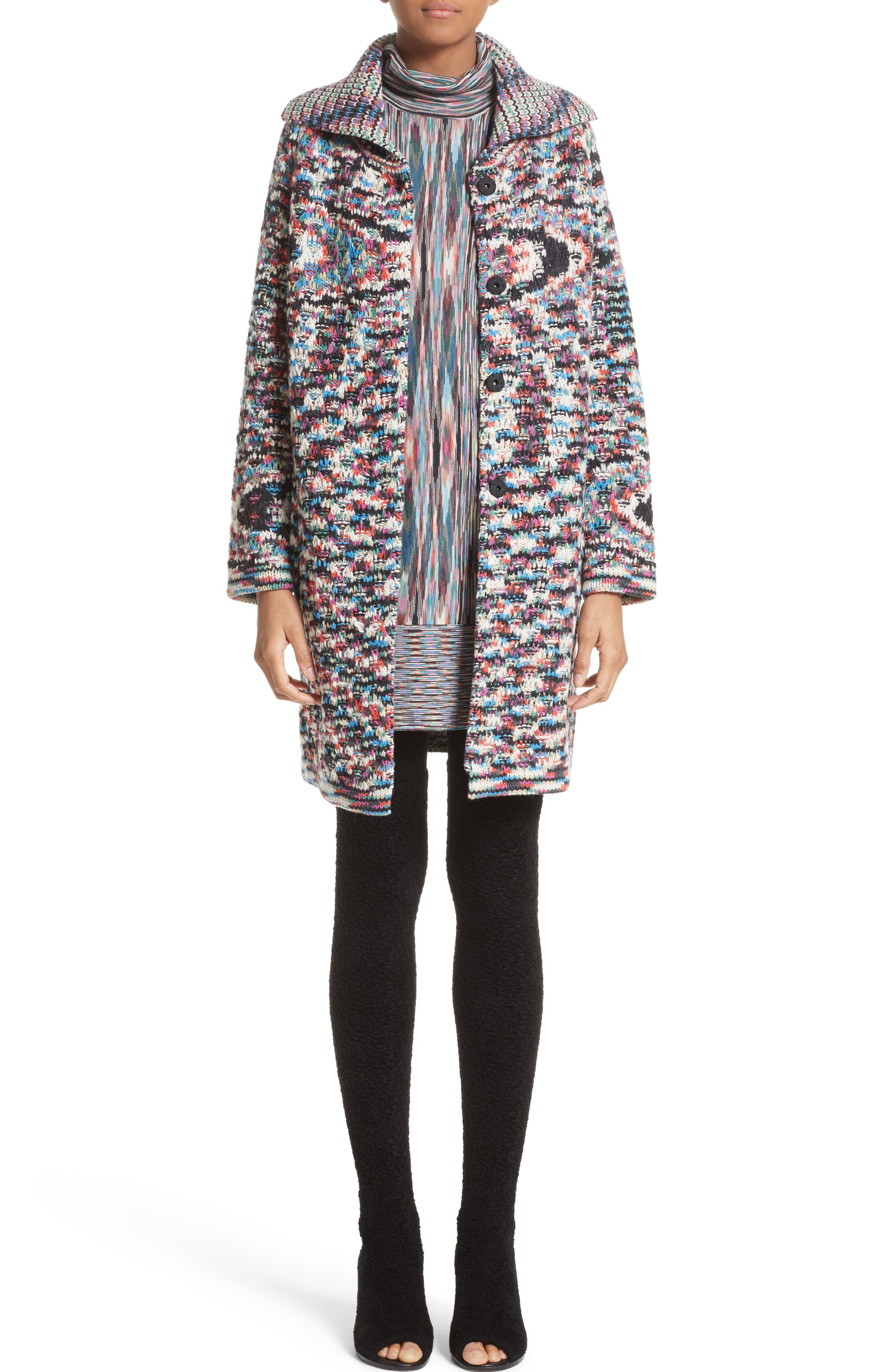 Alternate Image 7  - Missoni Space Dye Knit Dress