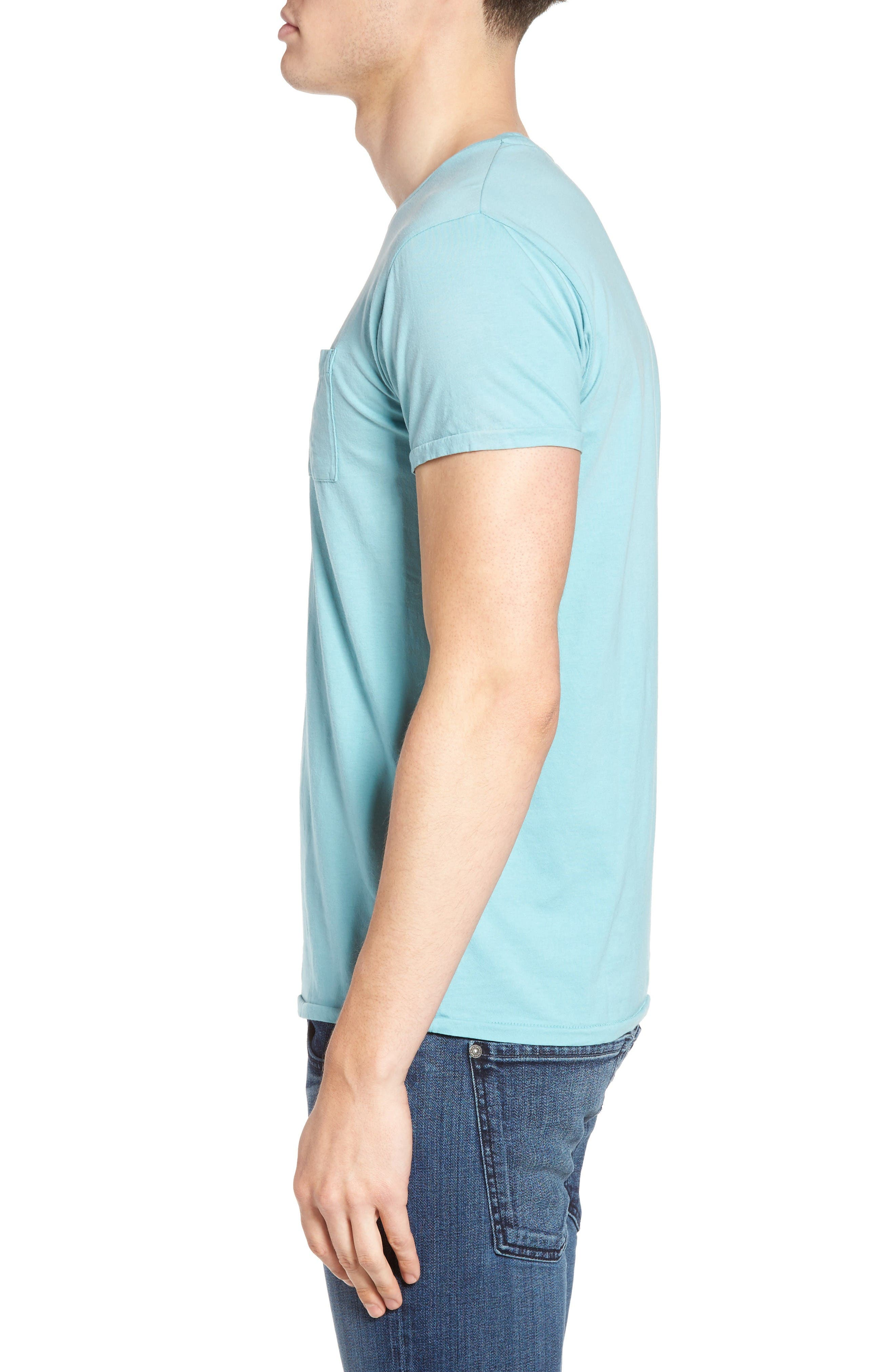 Alternate Image 3  - Scotch & Soda Pocket T-Shirt