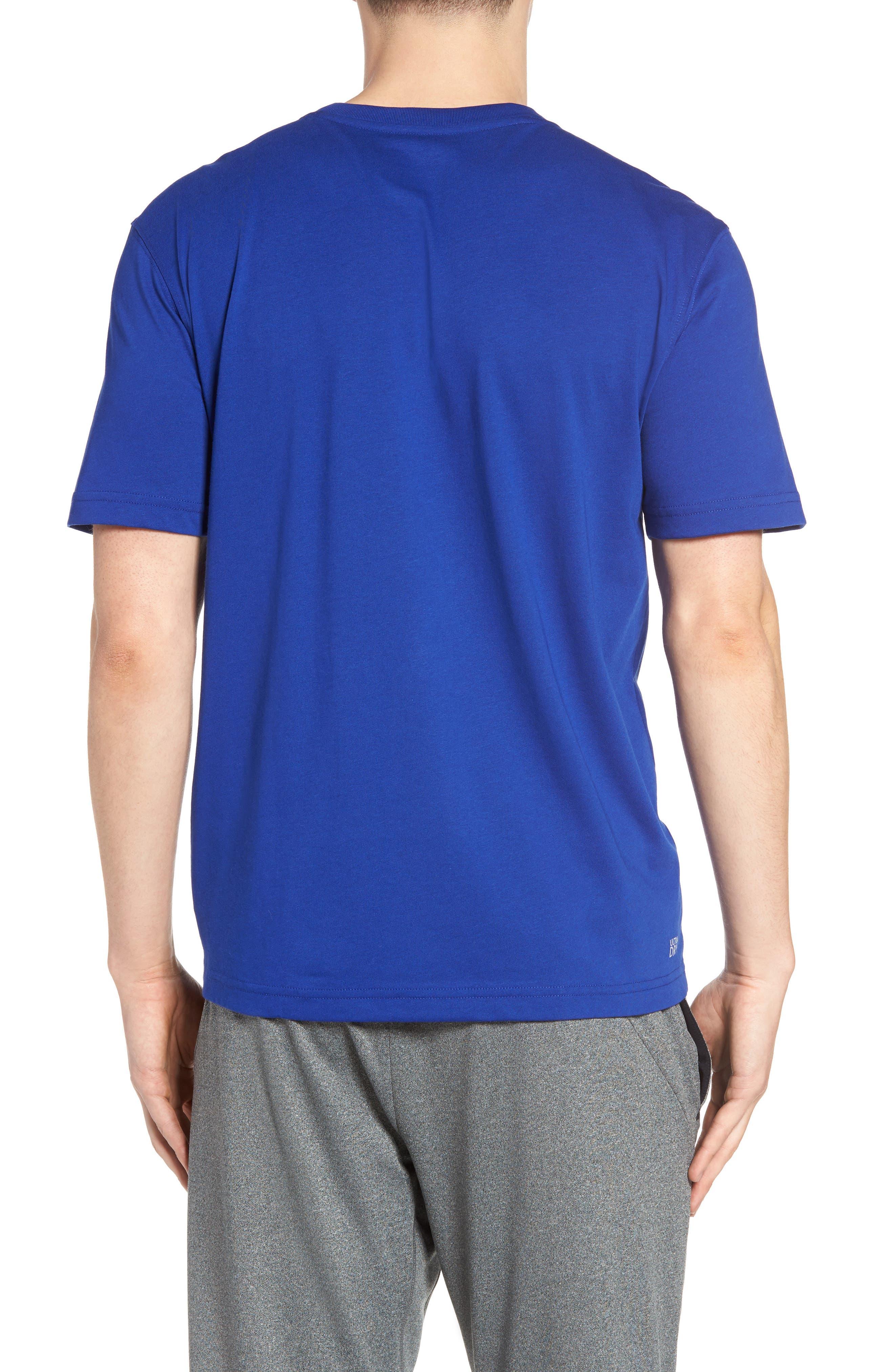 Alternate Image 2  - Lacoste'Sport' Cotton Jersey T-Shirt