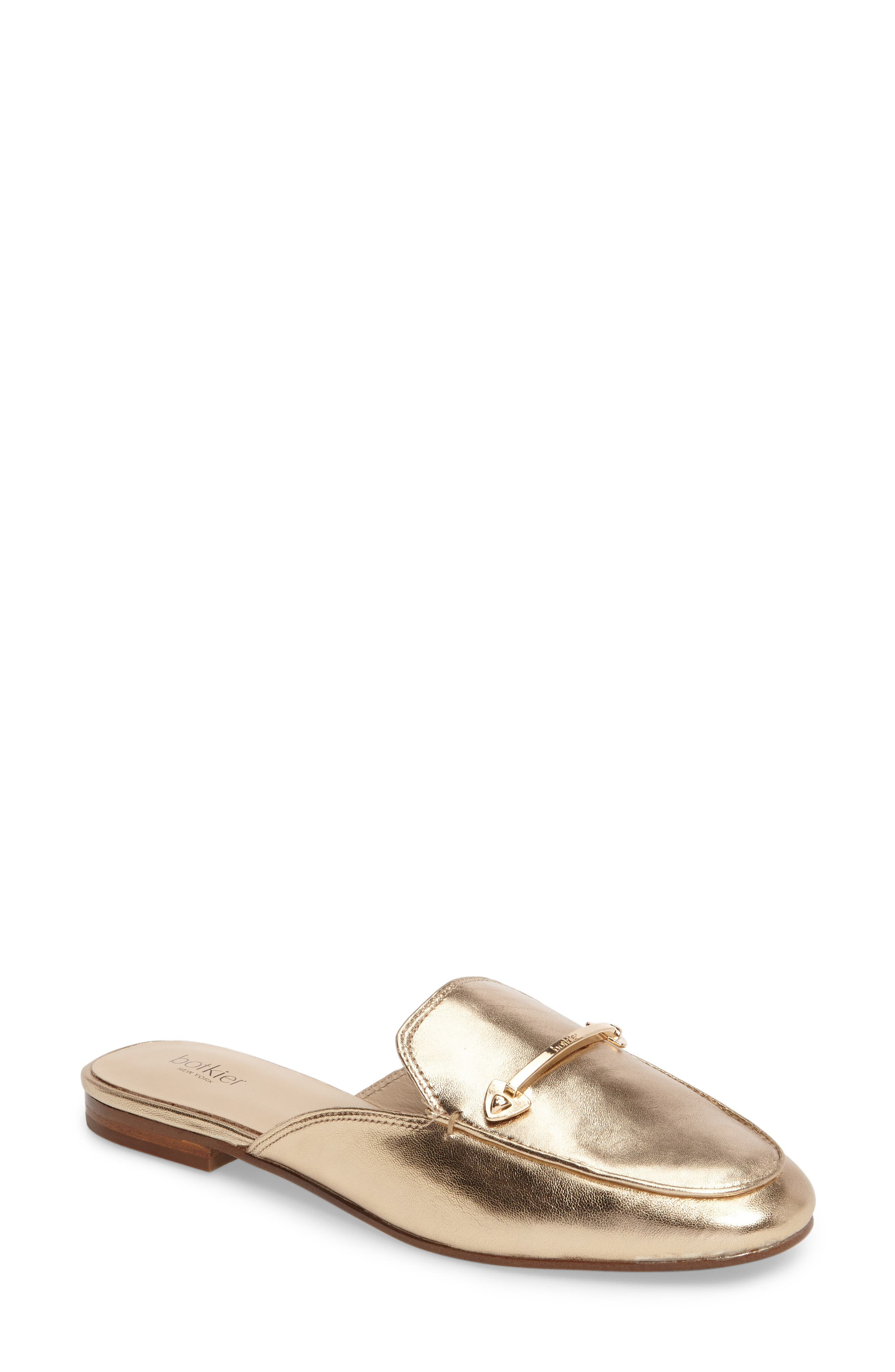 Alternate Image 1 Selected - Botkier Clare Loafer Mule (Women)