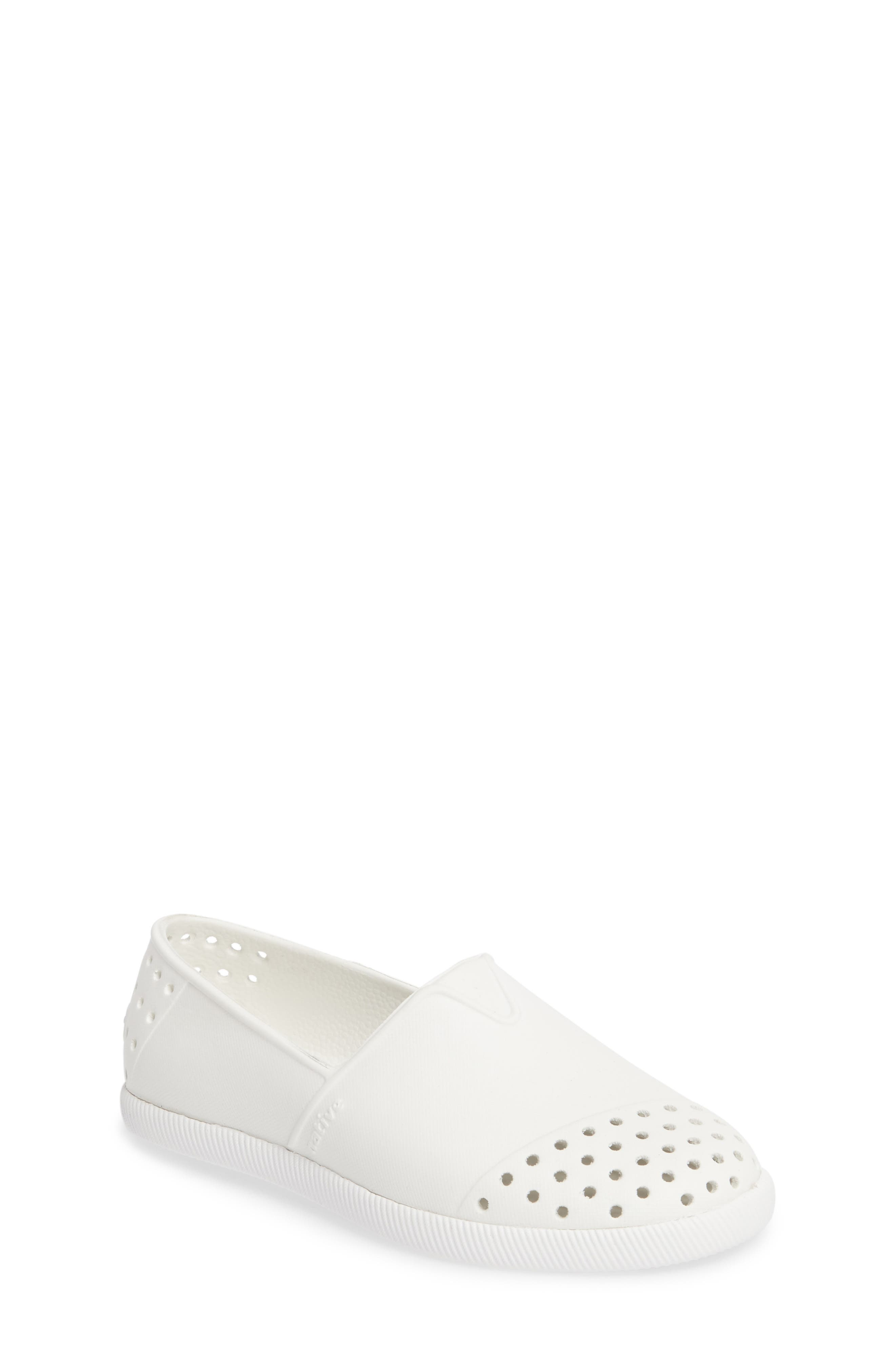 Native Shoes Verona Perforated Slip-On (Baby, Walker, Toddler & Little Kid)