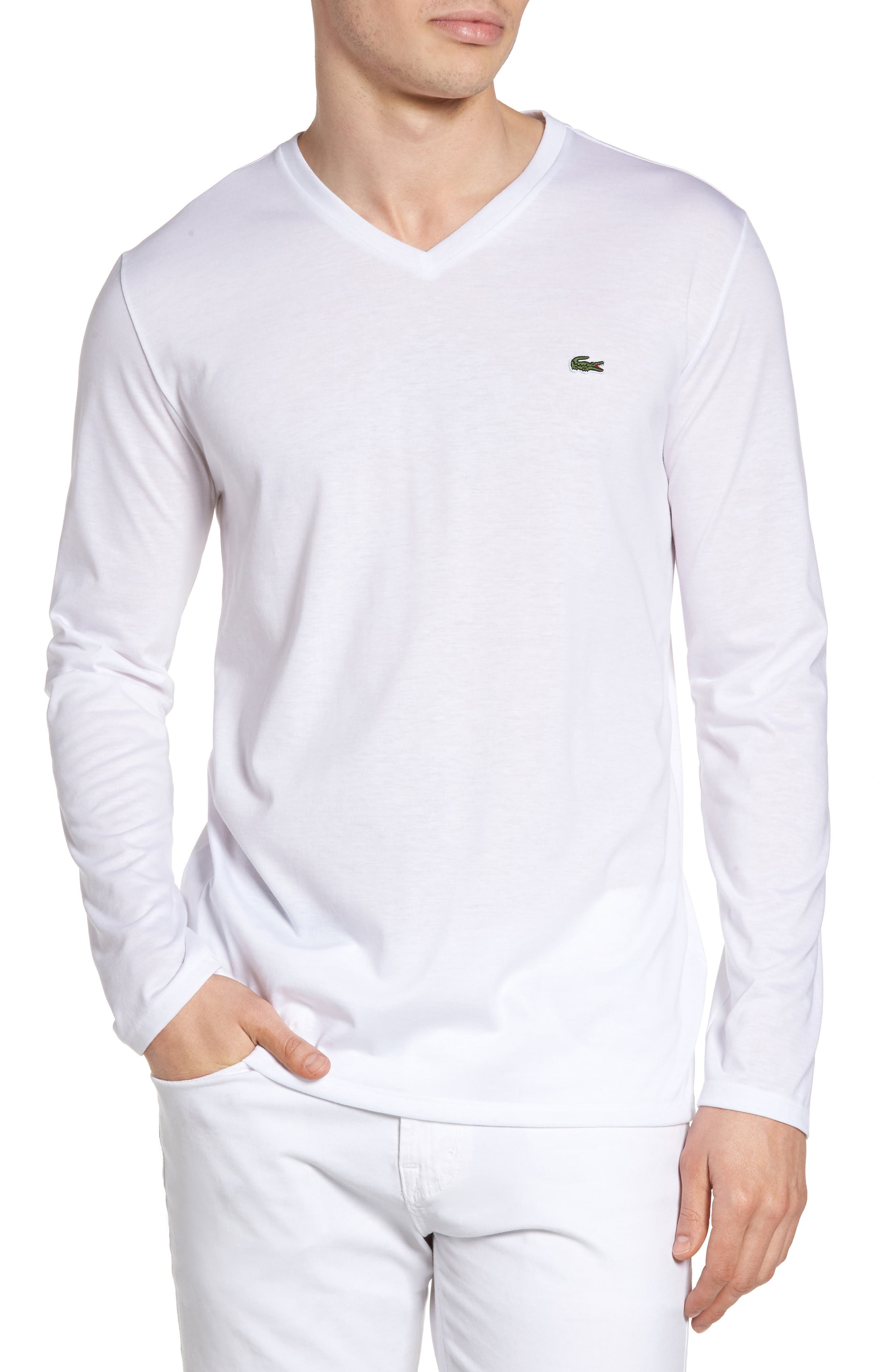 Lacoste Long Sleeve T-Shirt