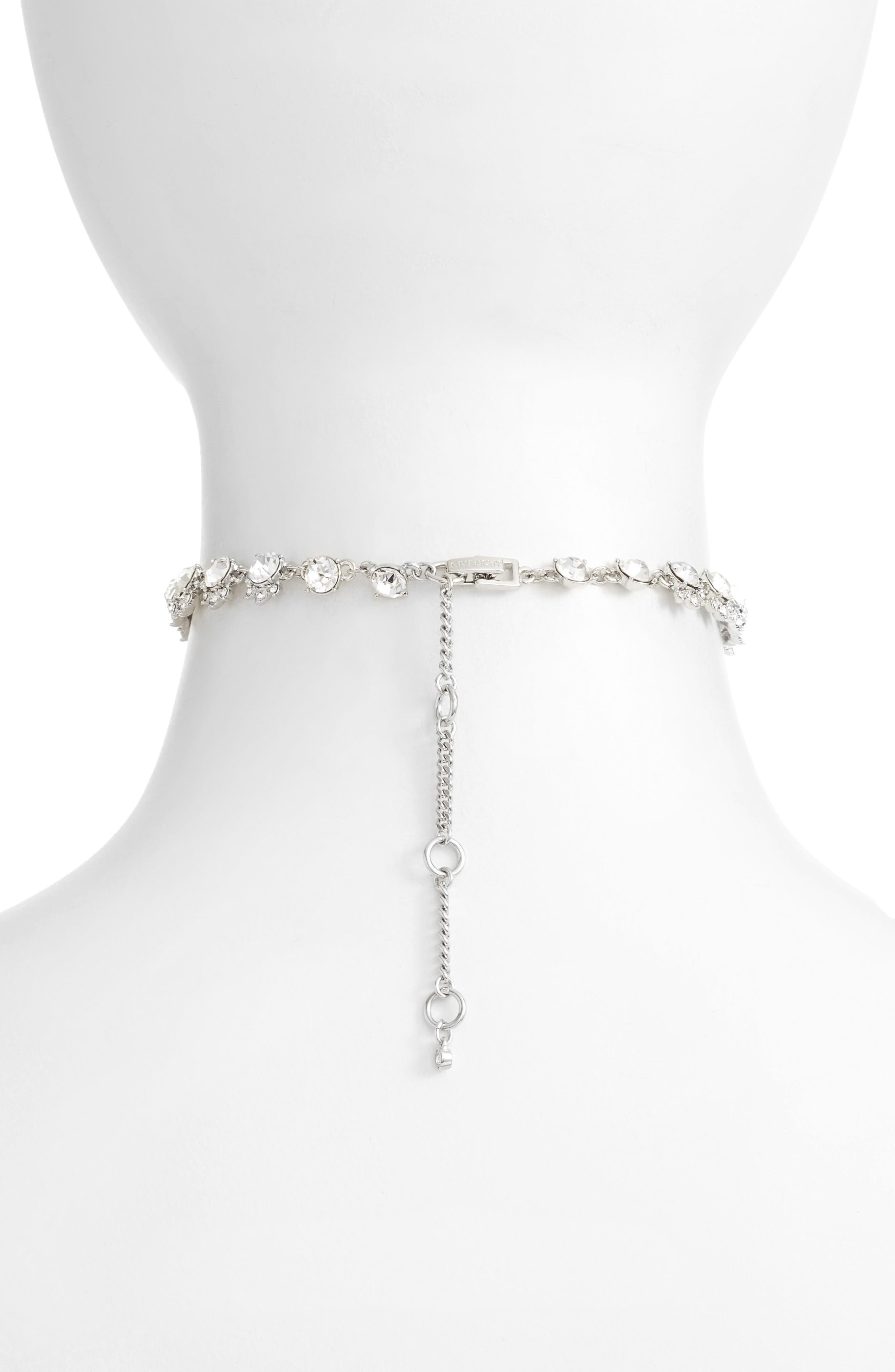 Alternate Image 2  - Givenchy Crystal Choker