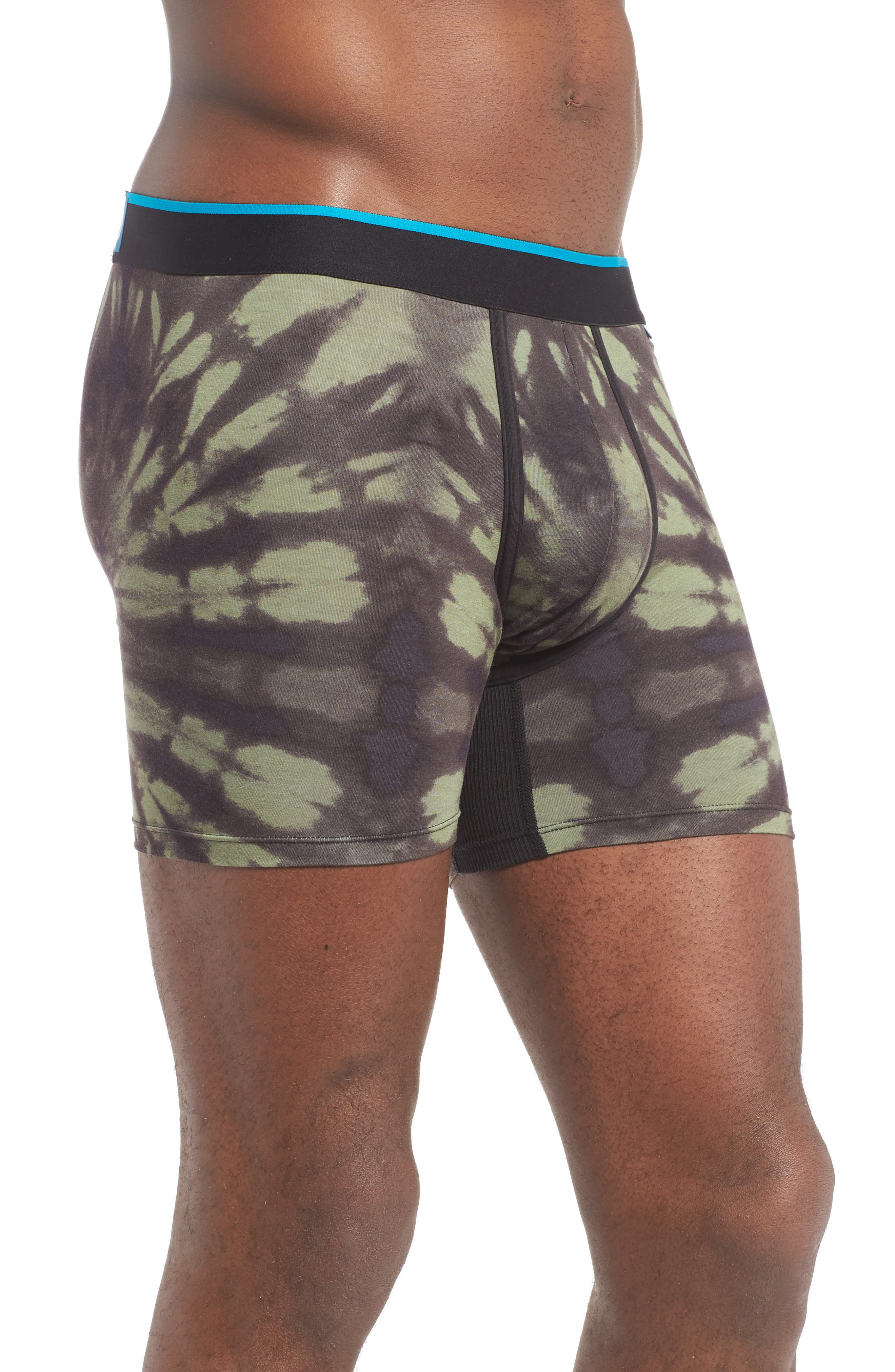 Alternate Image 4  - Stance Wholester Burnout Stretch Modal Boxer Briefs