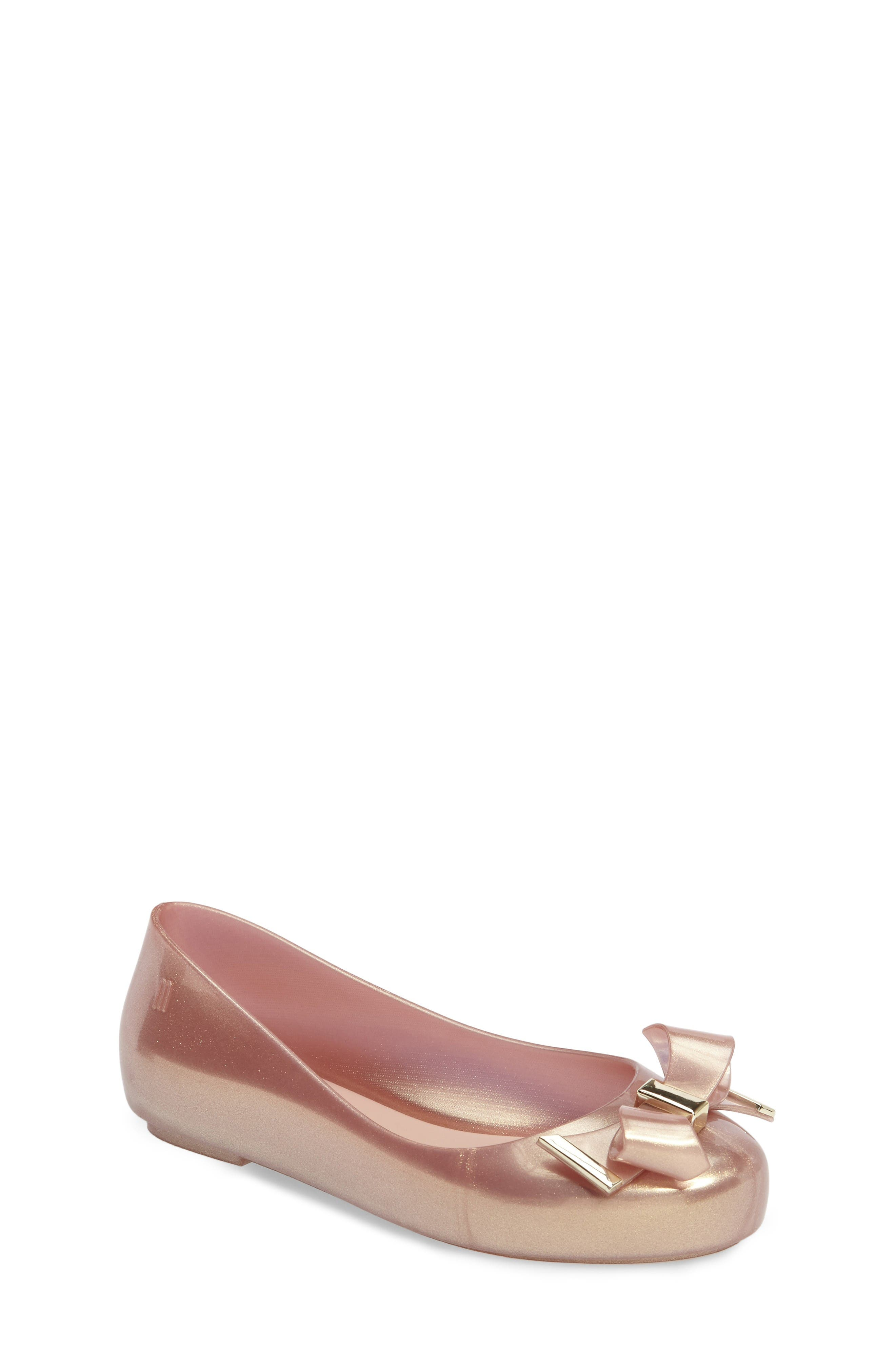 Mel by Melissa Space Love Ballet Flat (Toddler & Little Kid)