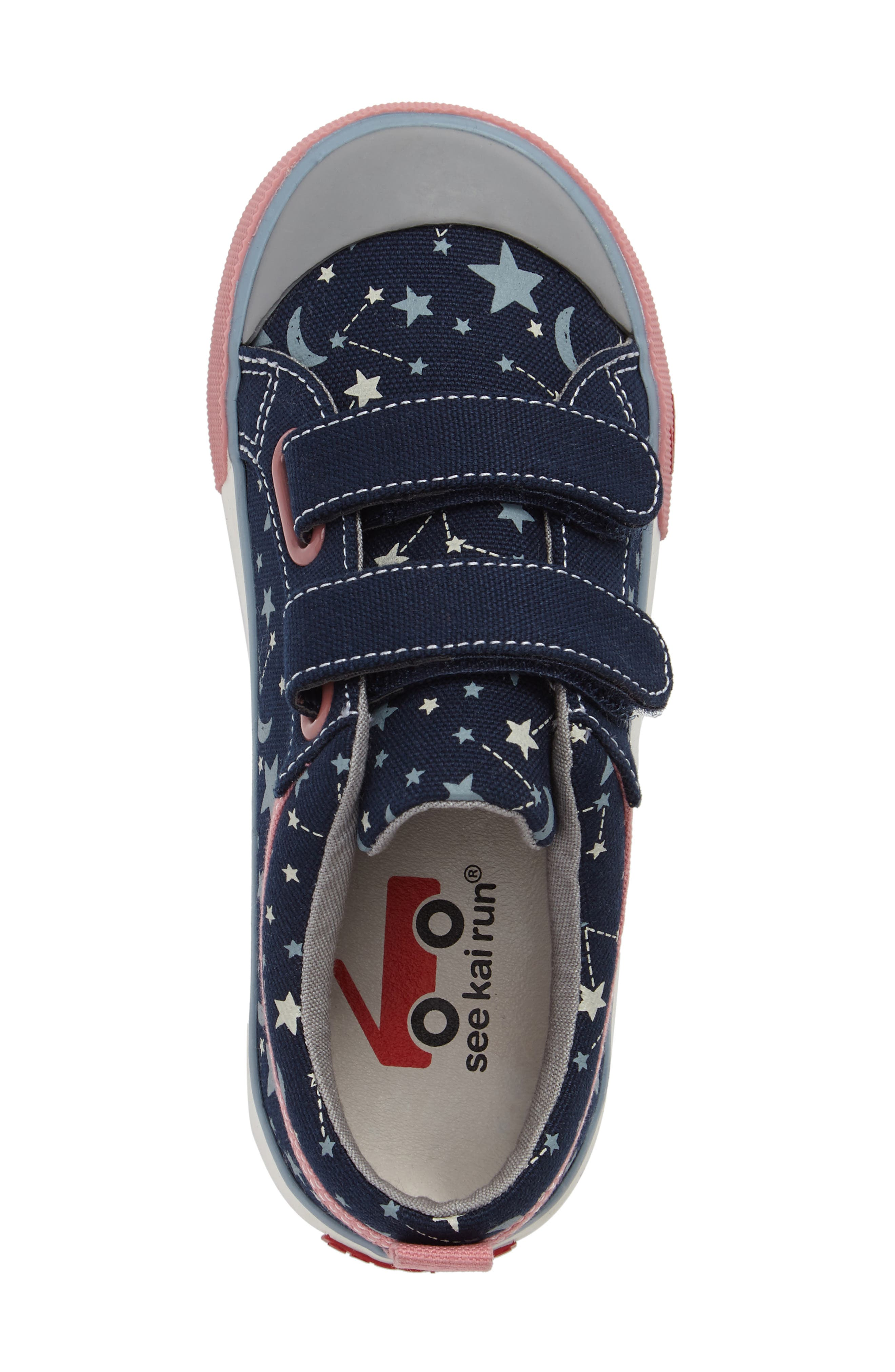 Alternate Image 5  - See Kai Run Robyne Sneaker (Baby, Walker & Toddler)