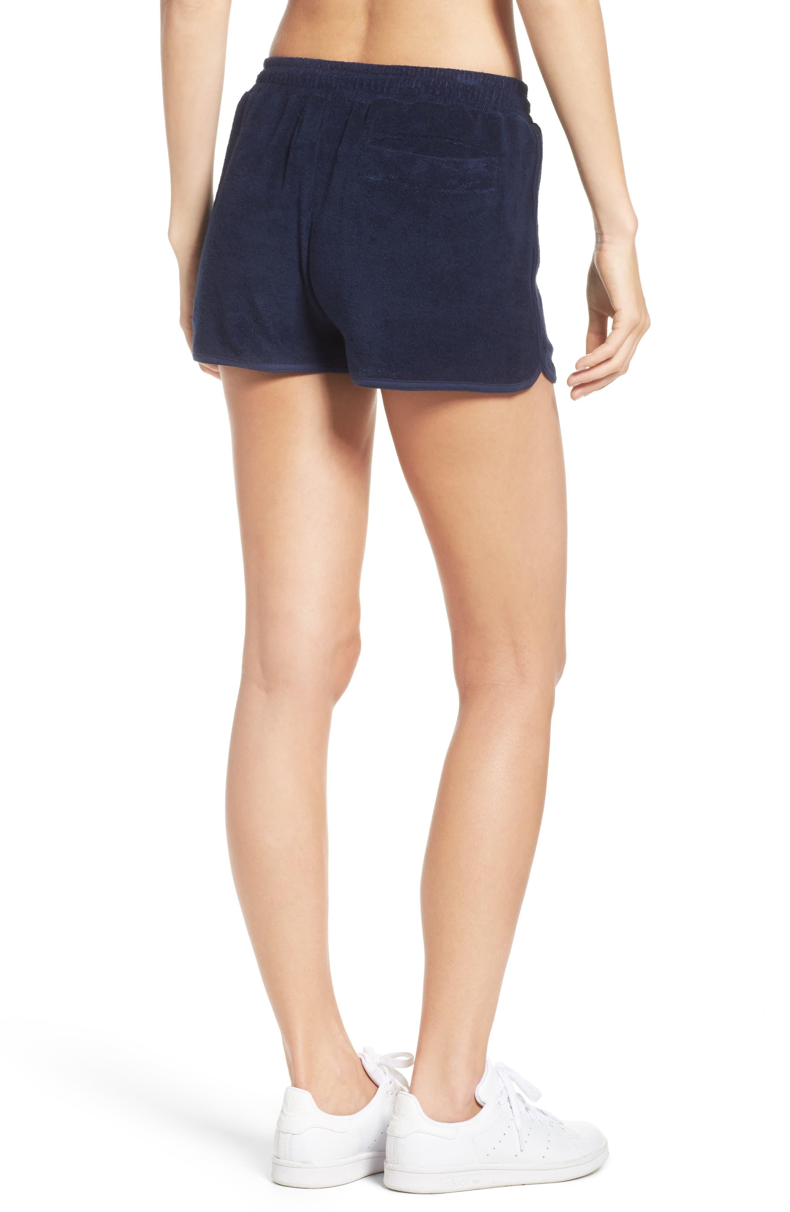 Alternate Image 3  - FILA Follie Shorts