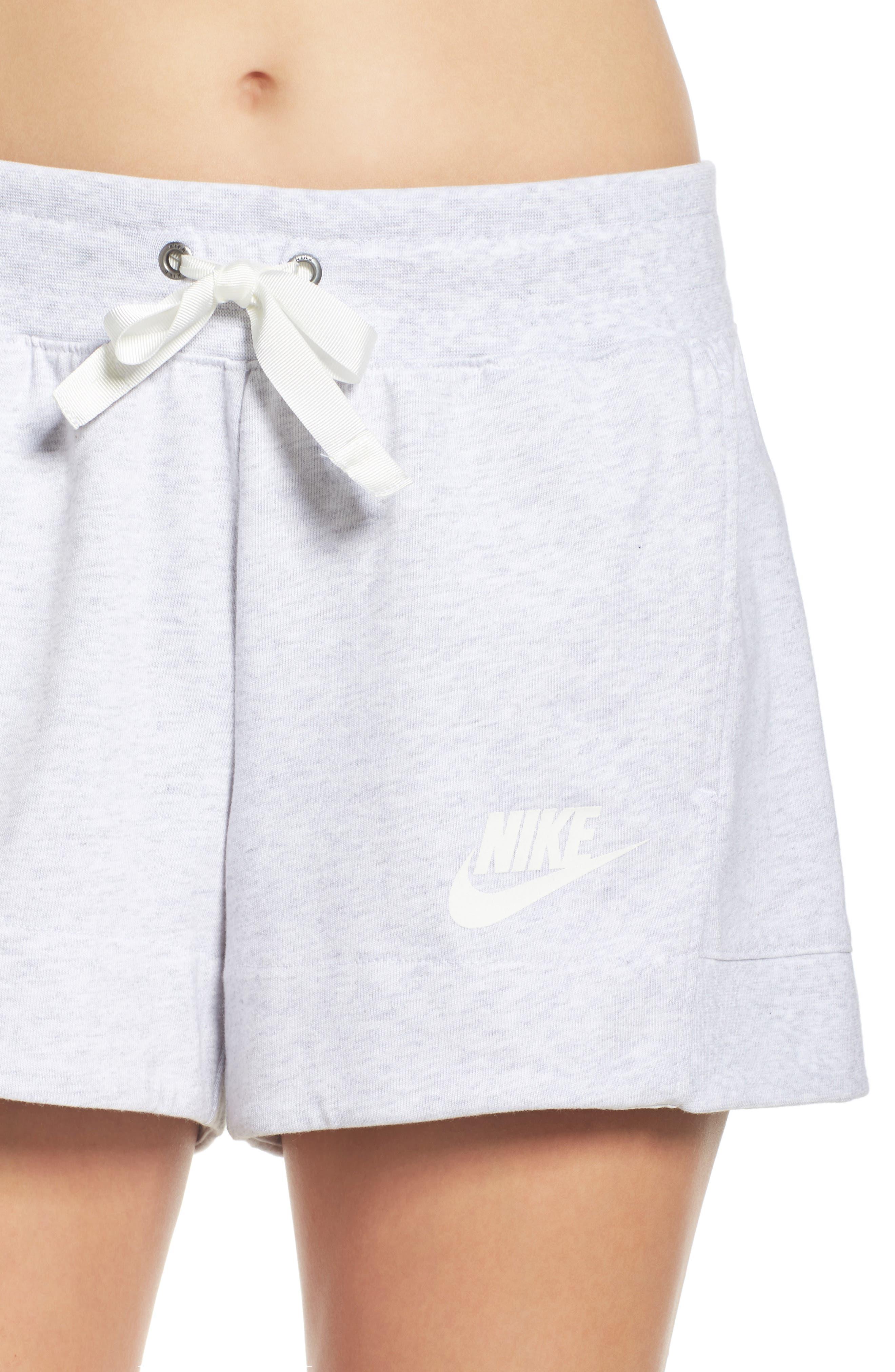 Alternate Image 4  - Nike Sportswear Gym Classic Shorts