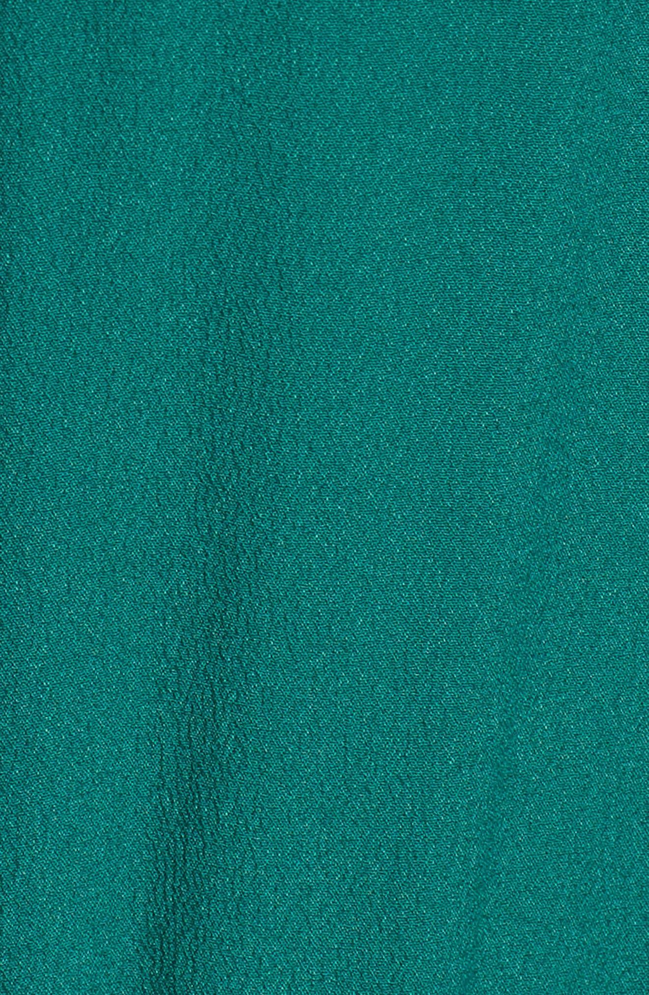 Alternate Image 5  - N°21 Crystal Embellished Ruffle Dress