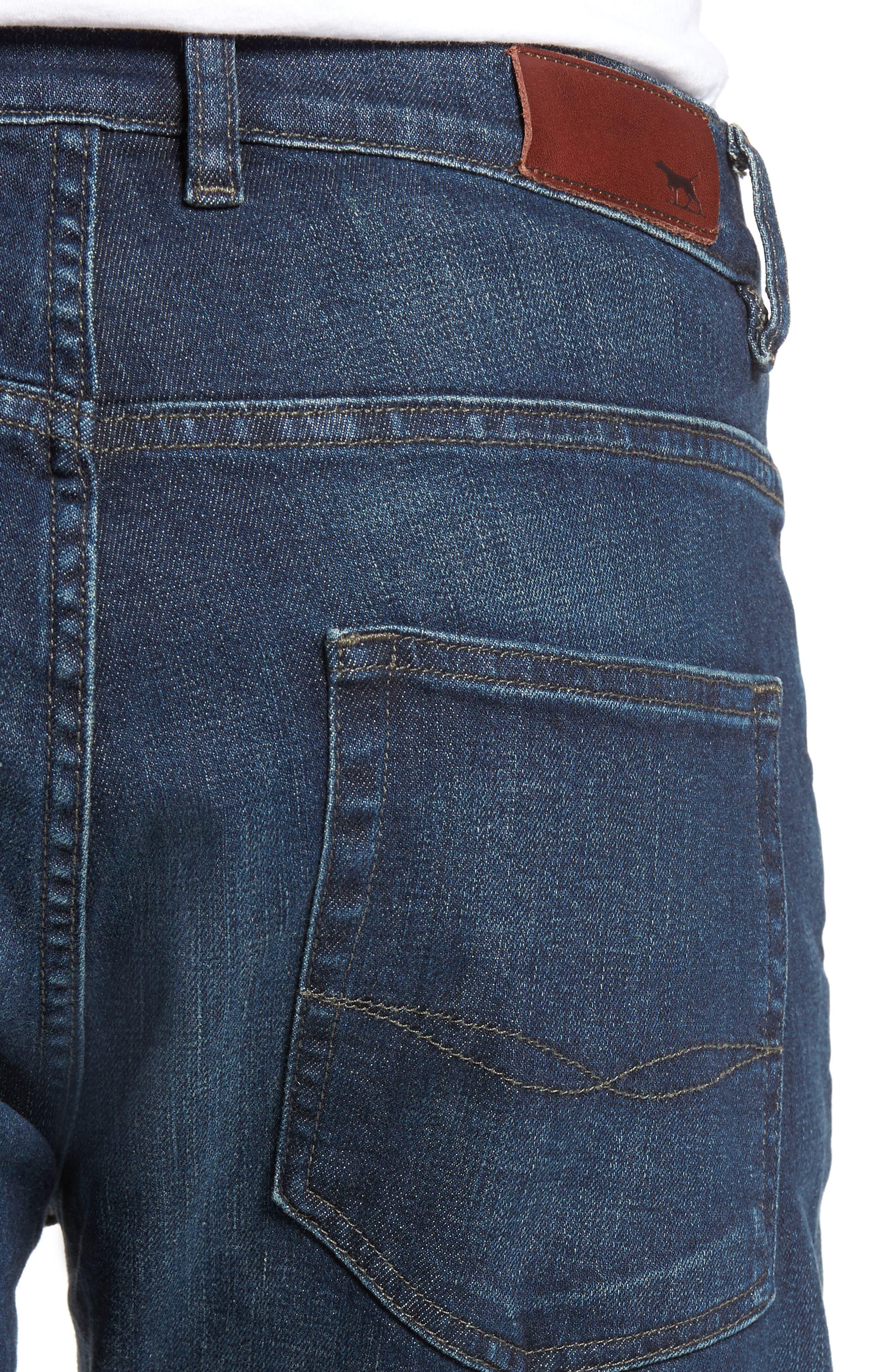Alternate Image 4  - Rodd & Gunn Calvert Slim Fit Jeans