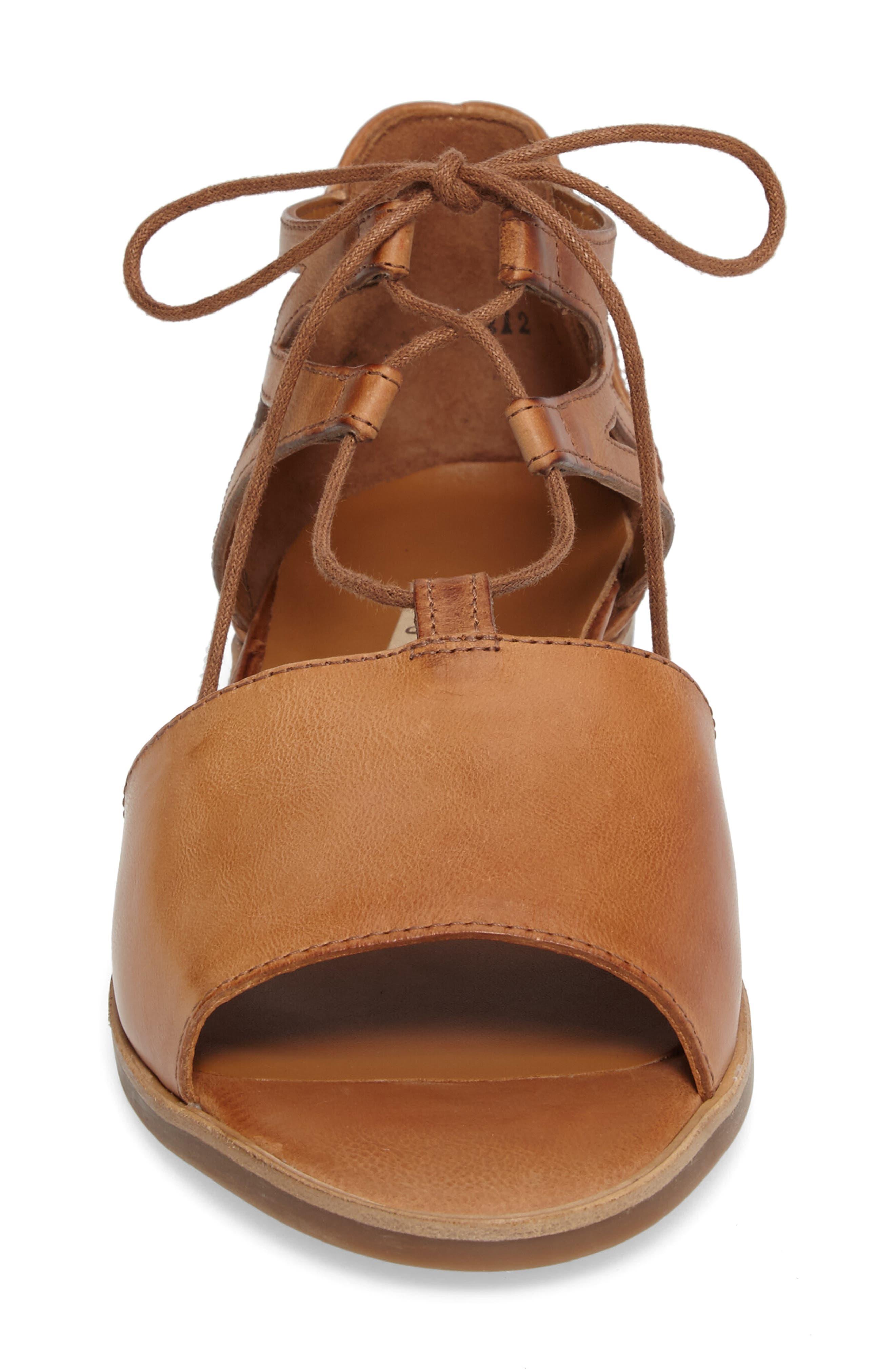 Alternate Image 4  - Paul Green Morea Lace-Up Sandal (Women)