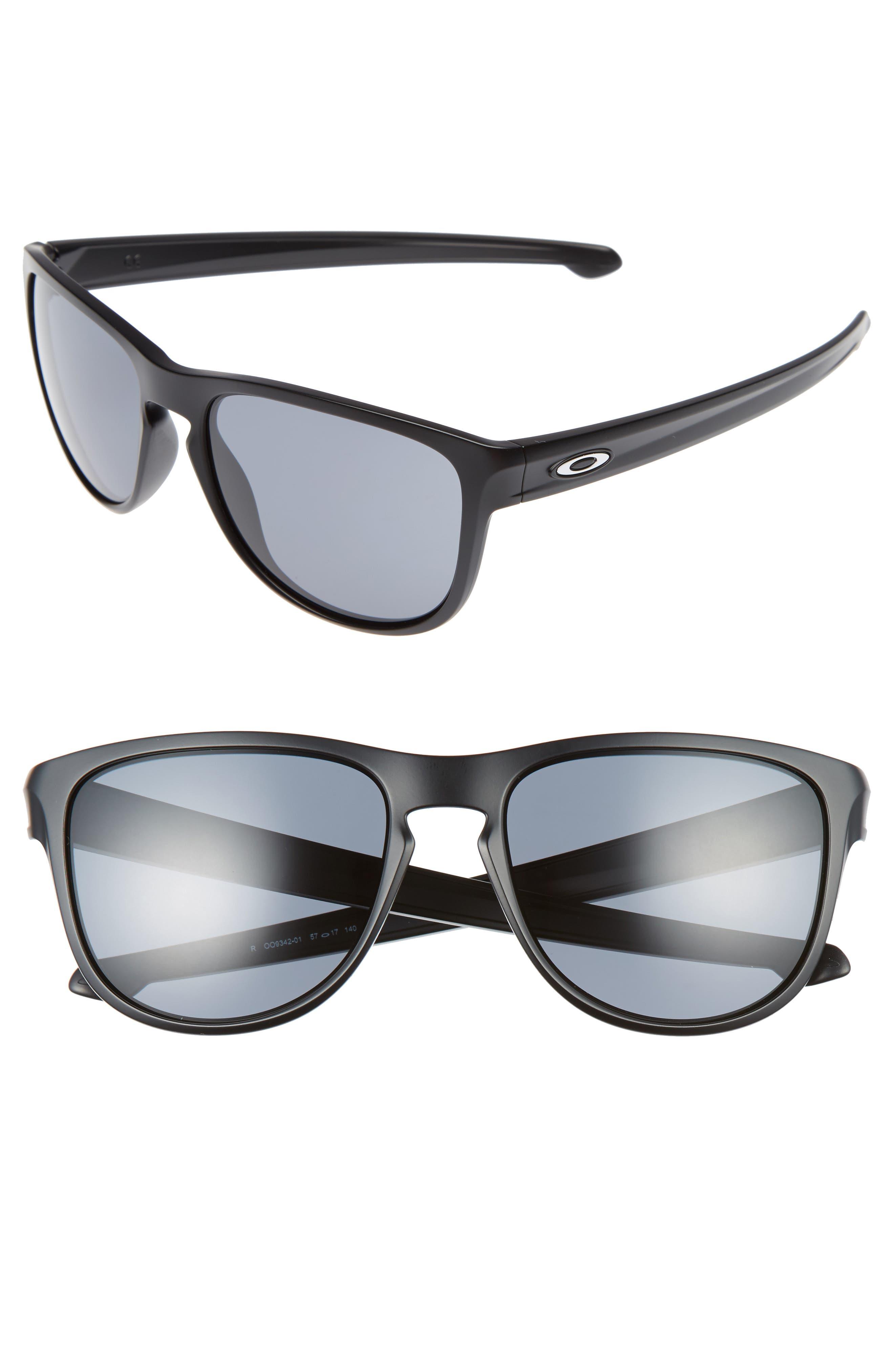 Oakley Sliver™ 57mm Round Sunglasses