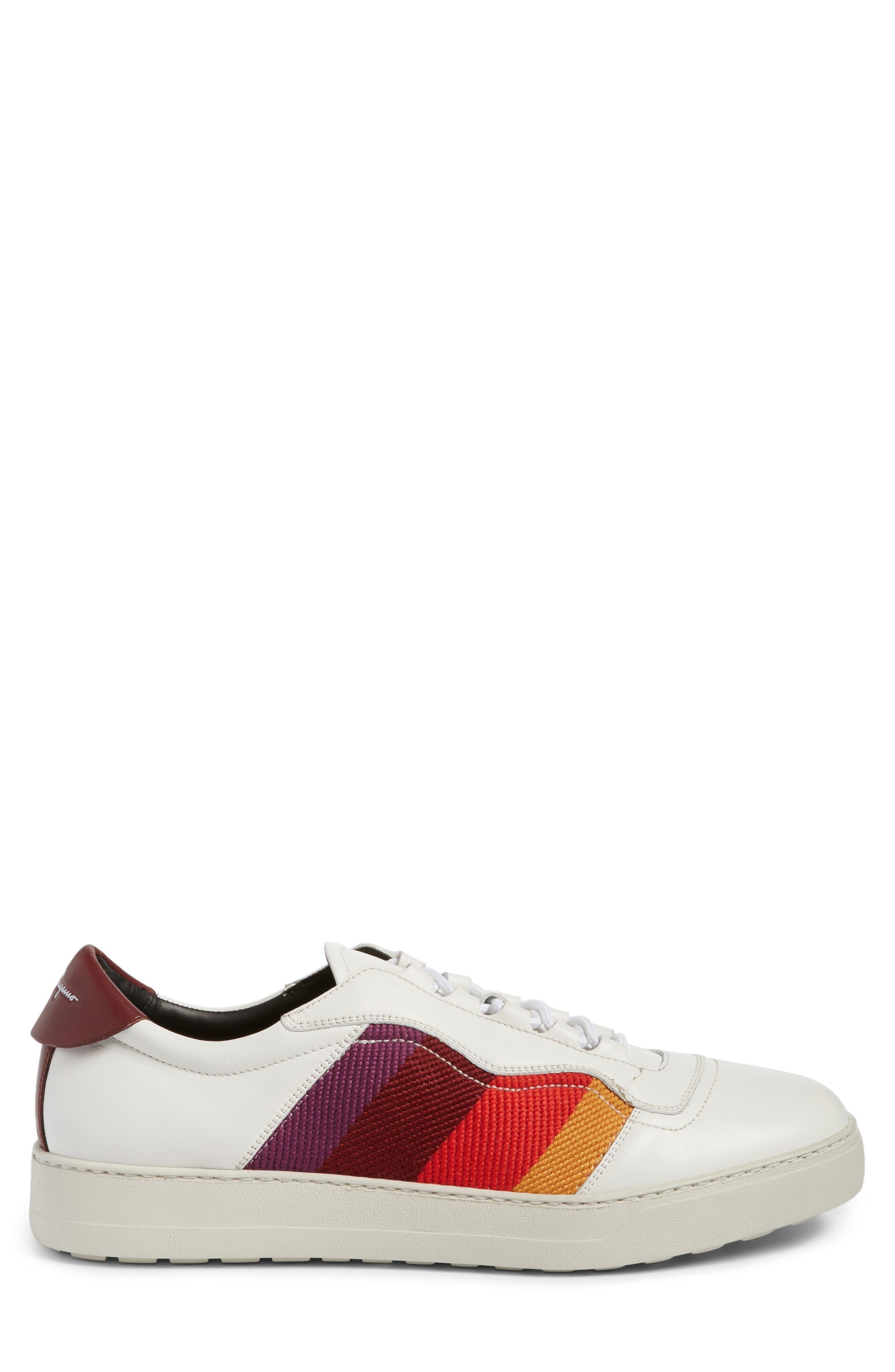 Alternate Image 3  - Salvatore Ferragamo Sneaker (Men)