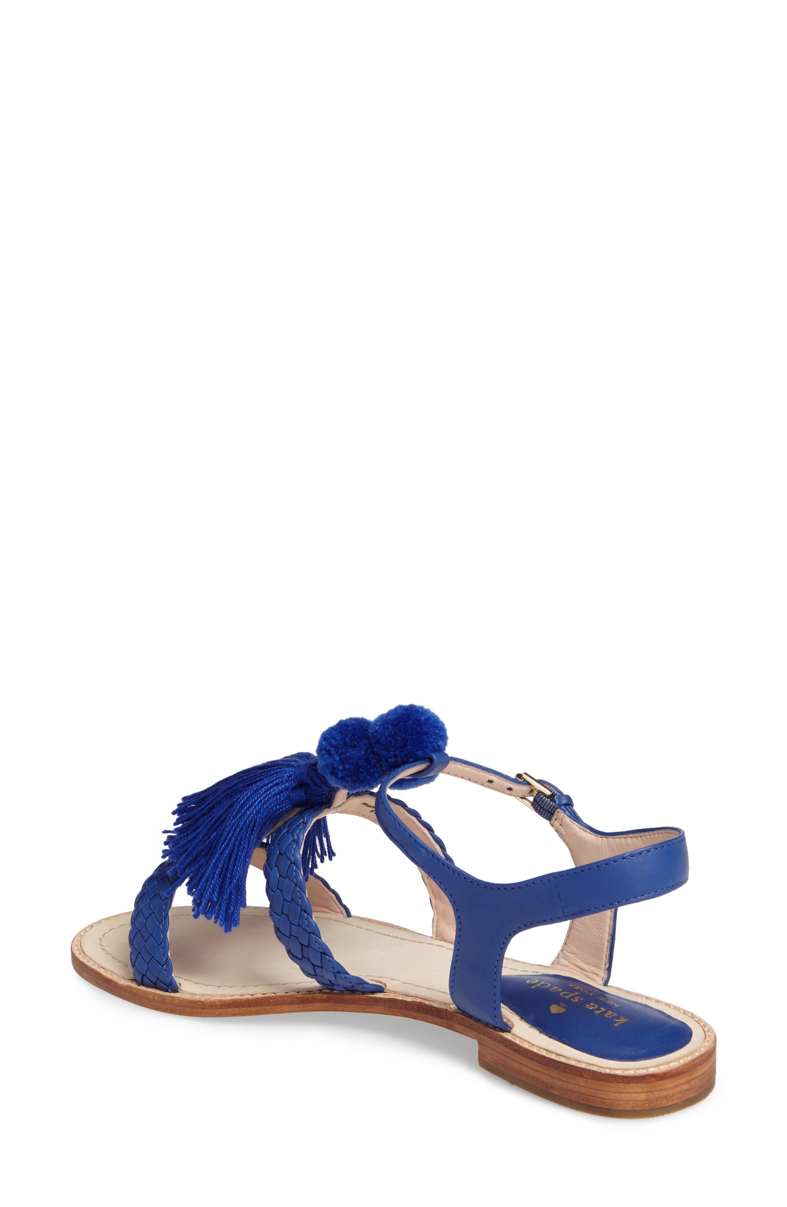 Alternate Image 2  - kate spade new york sunset flat sandal (Women)
