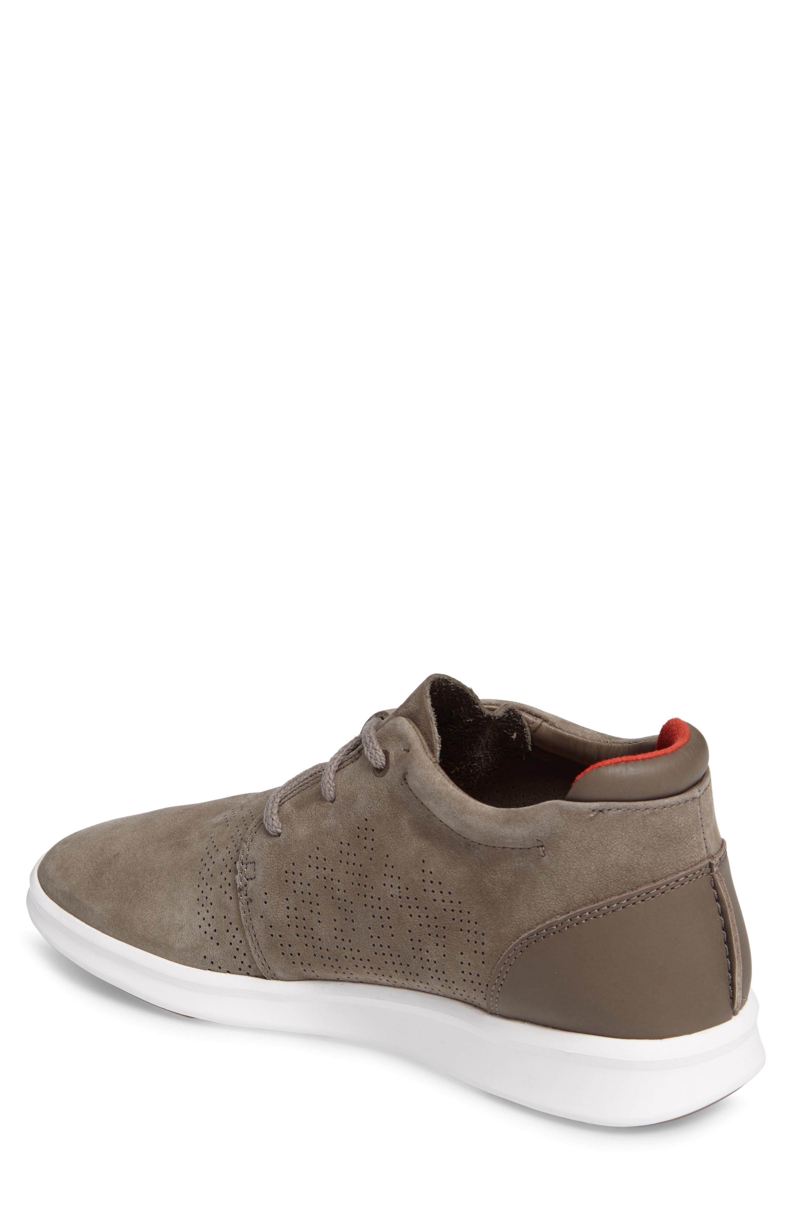 Larken Chukka Sneaker,                             Alternate thumbnail 2, color,                             Mole