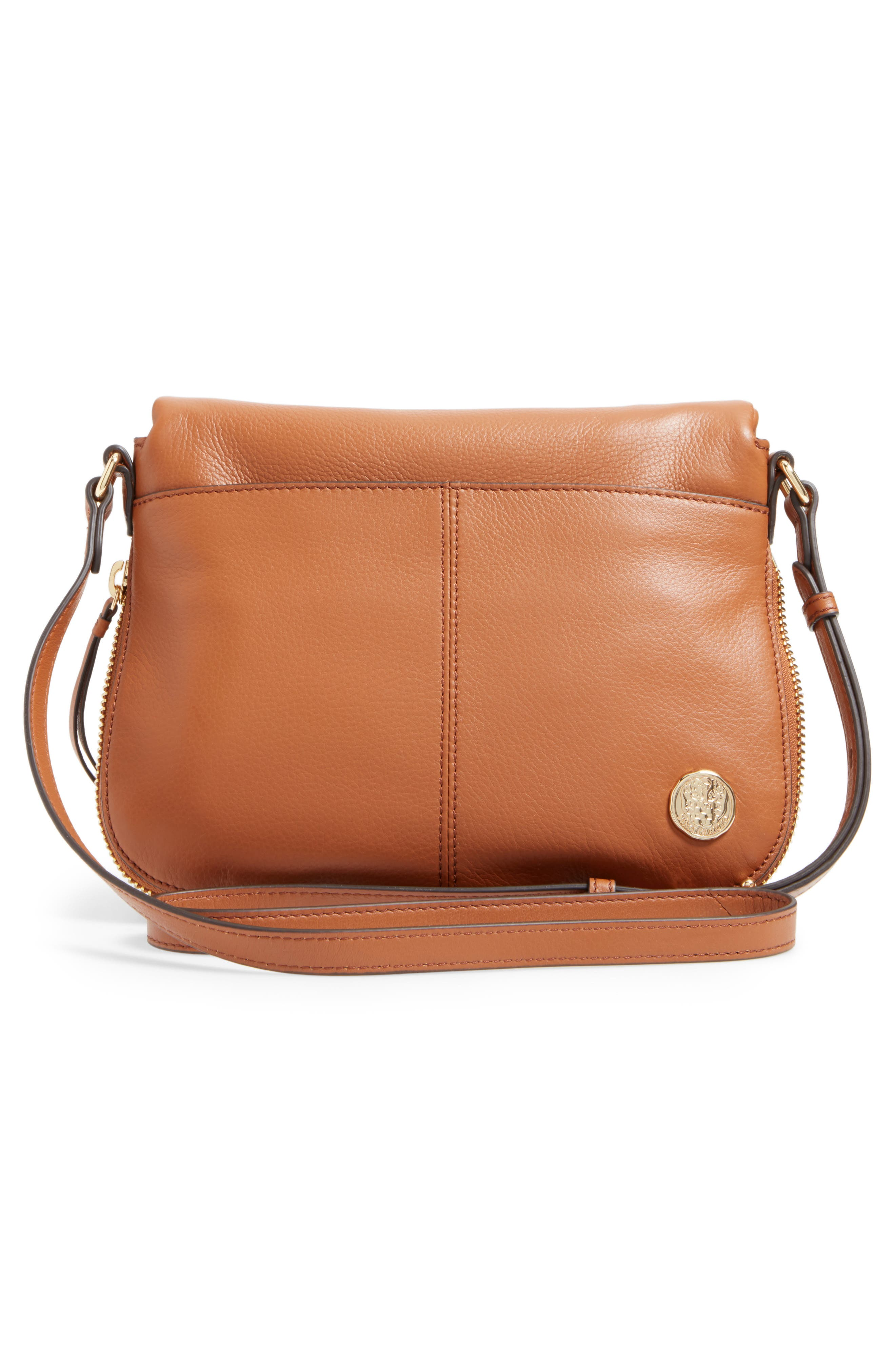 Alternate Image 3  - Vince Camuto Dafni Leather Crossbody (Nordstrom Exclusive)