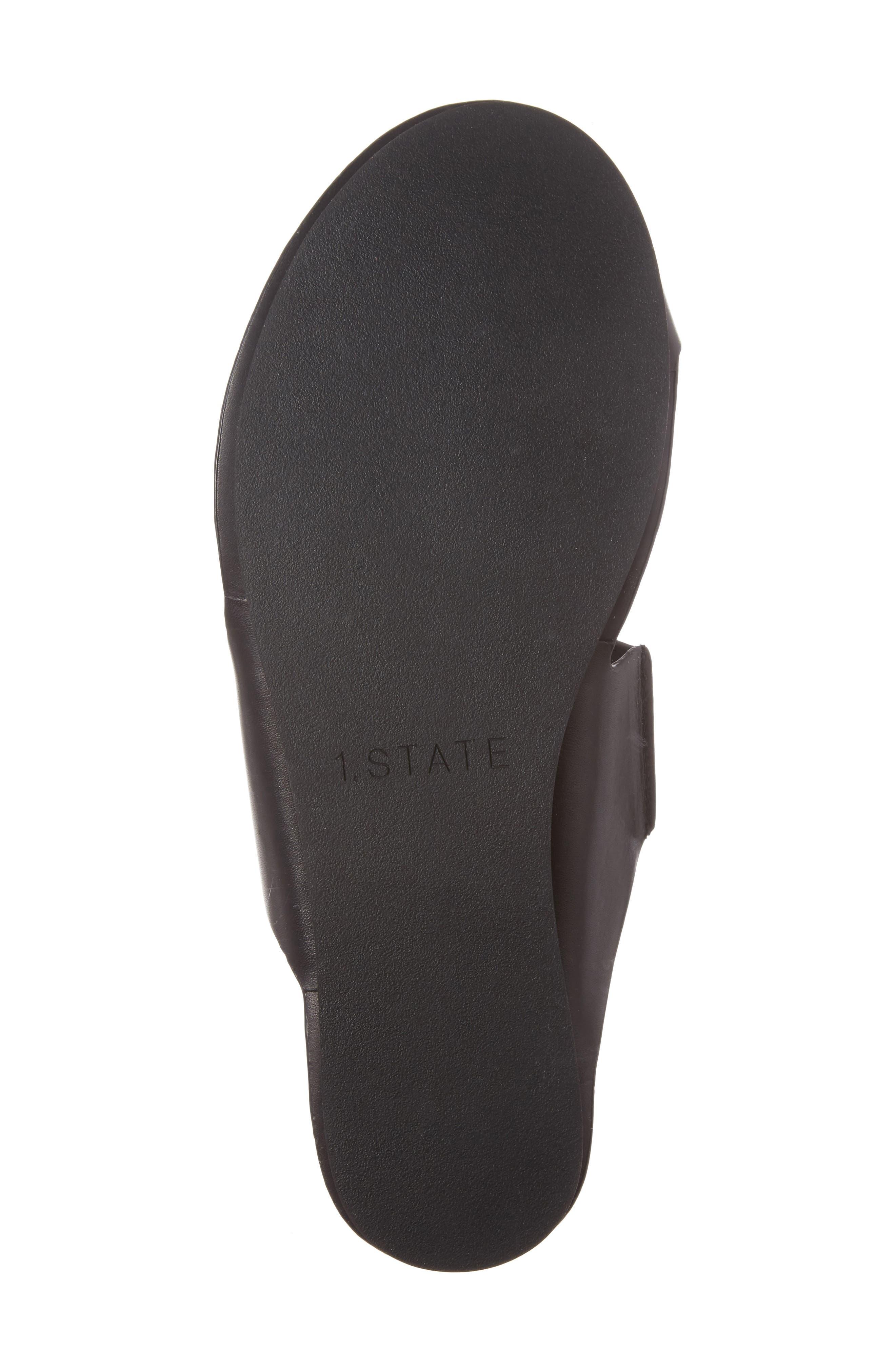 Alternate Image 6  - 1.STATE Dilan Toe Loop Sandal (Women)