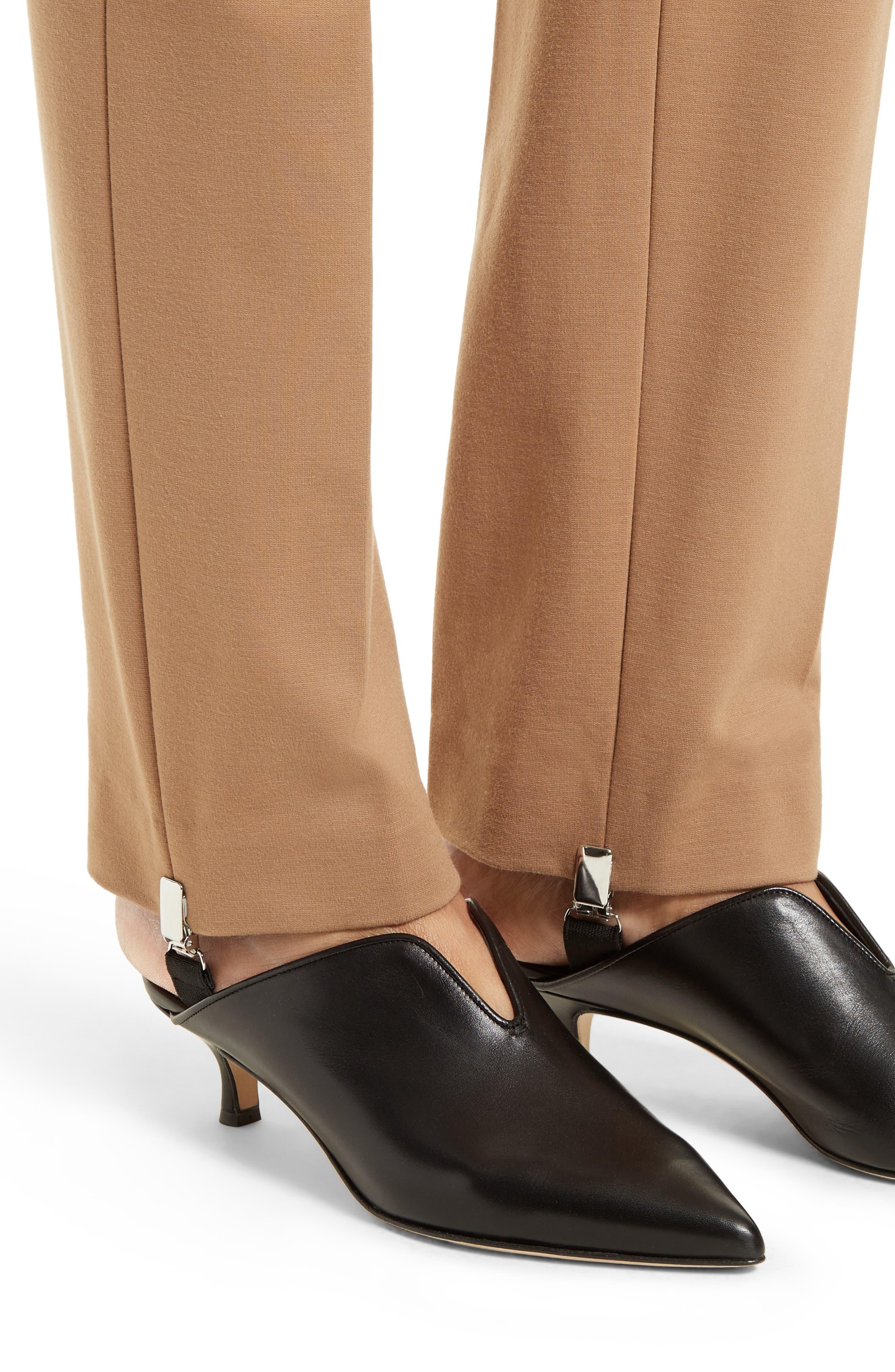 Alternate Image 5  - Tibi Bond Stretch Stirrup Pants